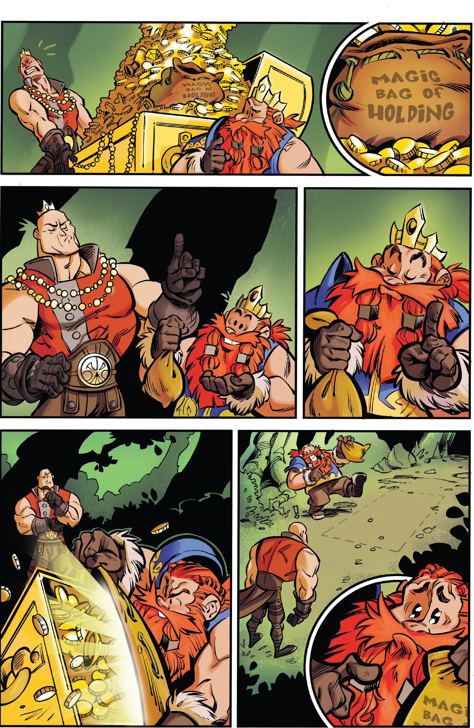 Read online Skullkickers comic -  Issue #18 - 12