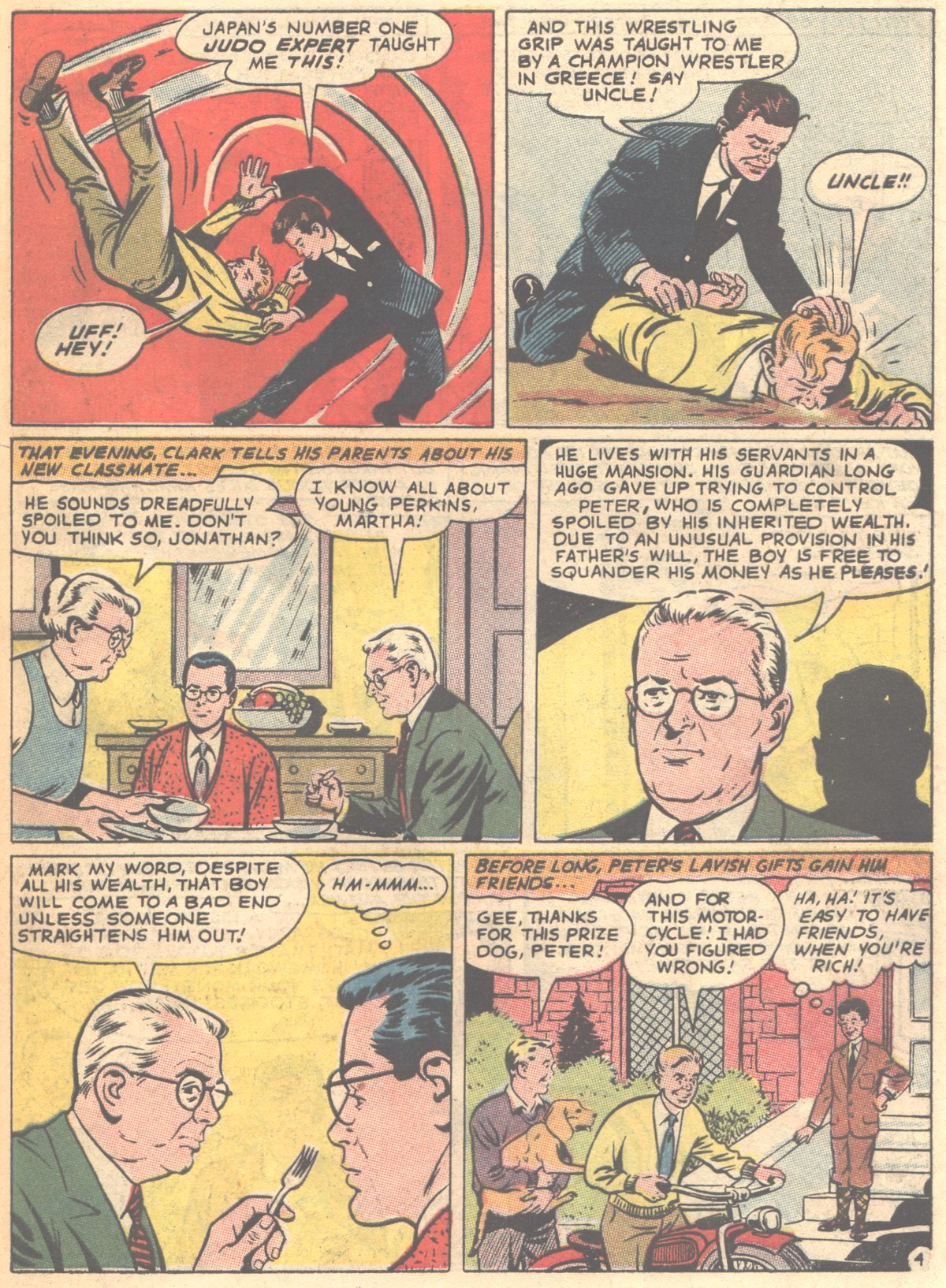 Read online Adventure Comics (1938) comic -  Issue #344 - 28
