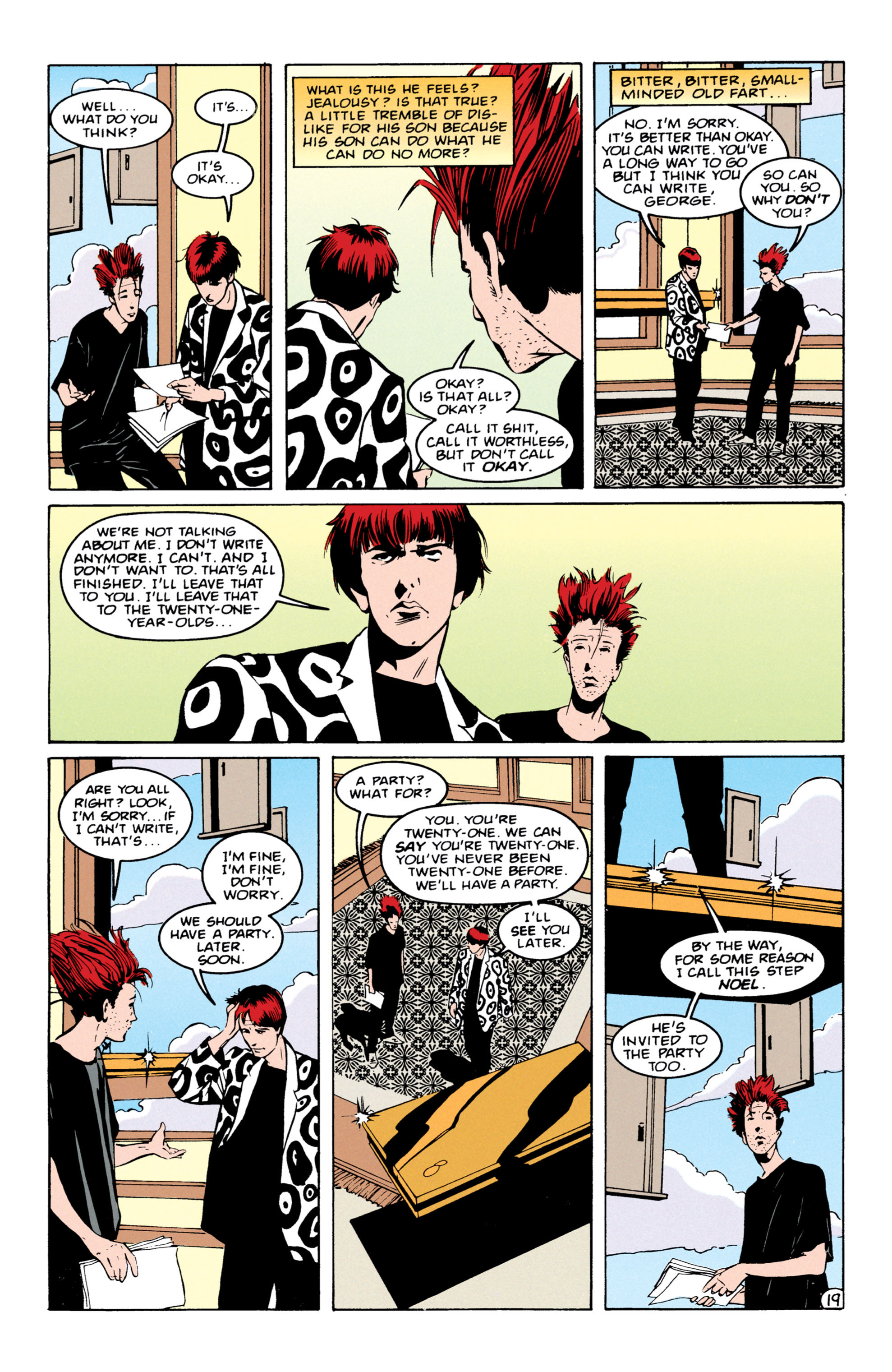 Read online Shade, the Changing Man comic -  Issue #56 - 20