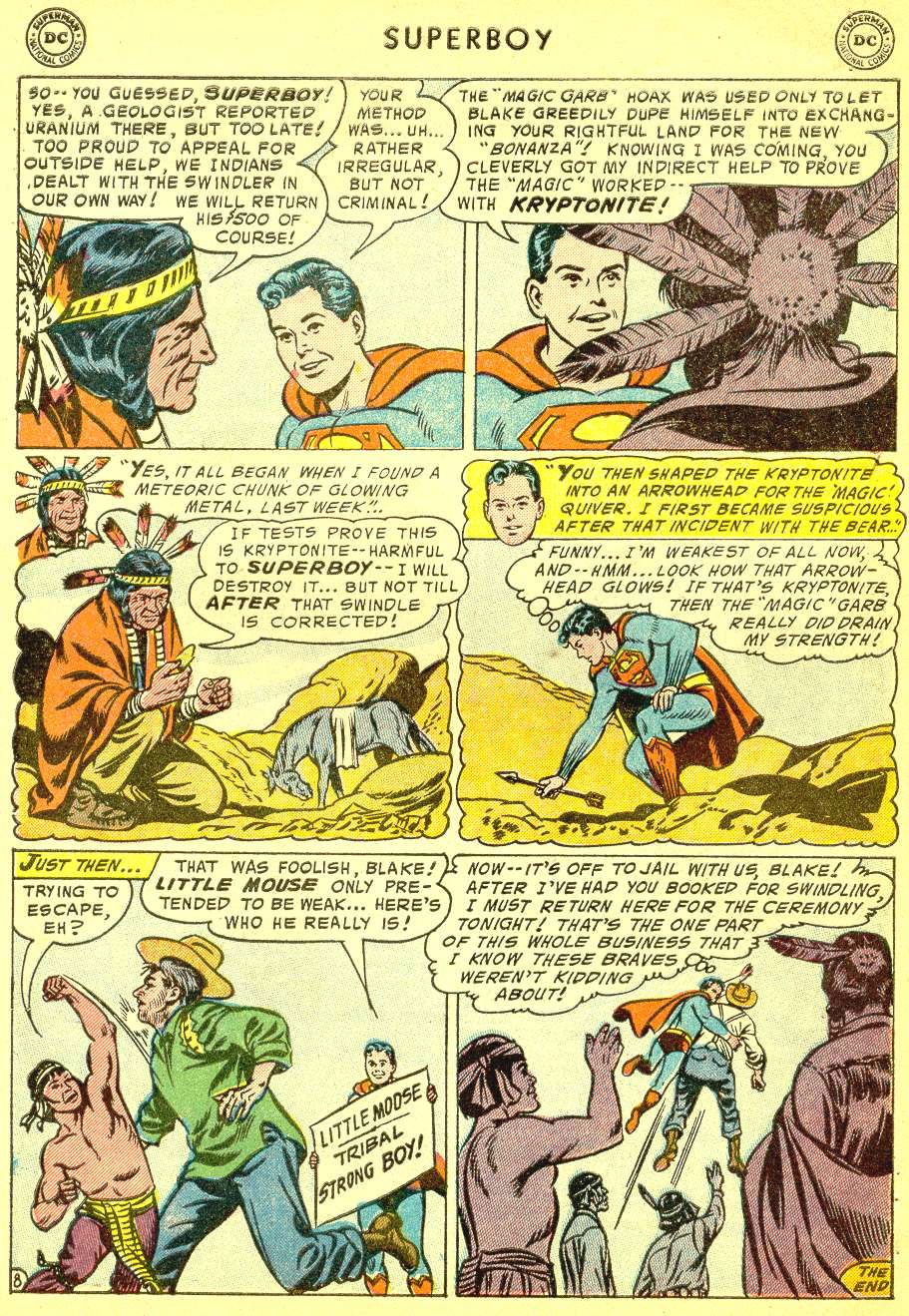 Superboy (1949) issue 41 - Page 9