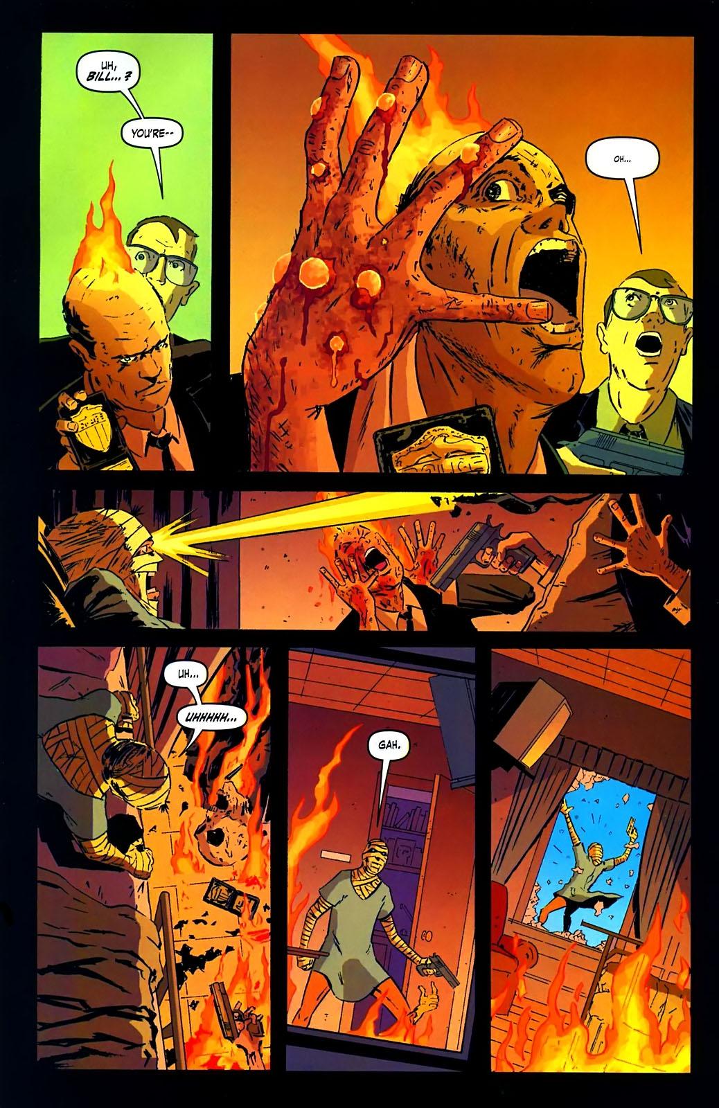 Read online Amazing Fantasy (2004) comic -  Issue #15 - 15