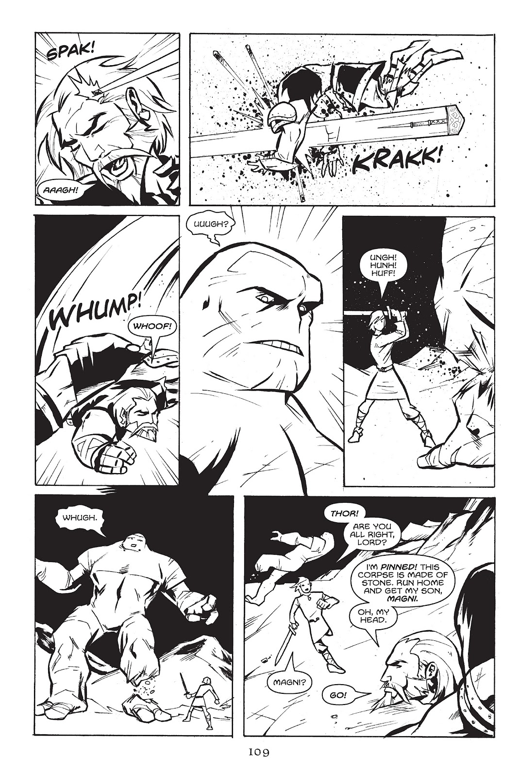 Read online Gods of Asgard comic -  Issue # TPB (Part 2) - 11