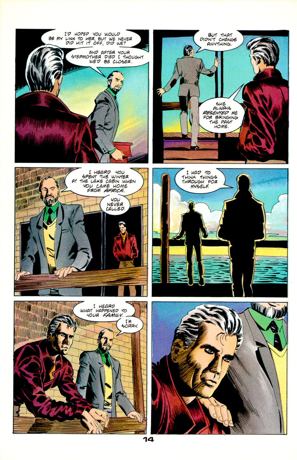 Jon Sable, Freelance issue 56 - Page 15
