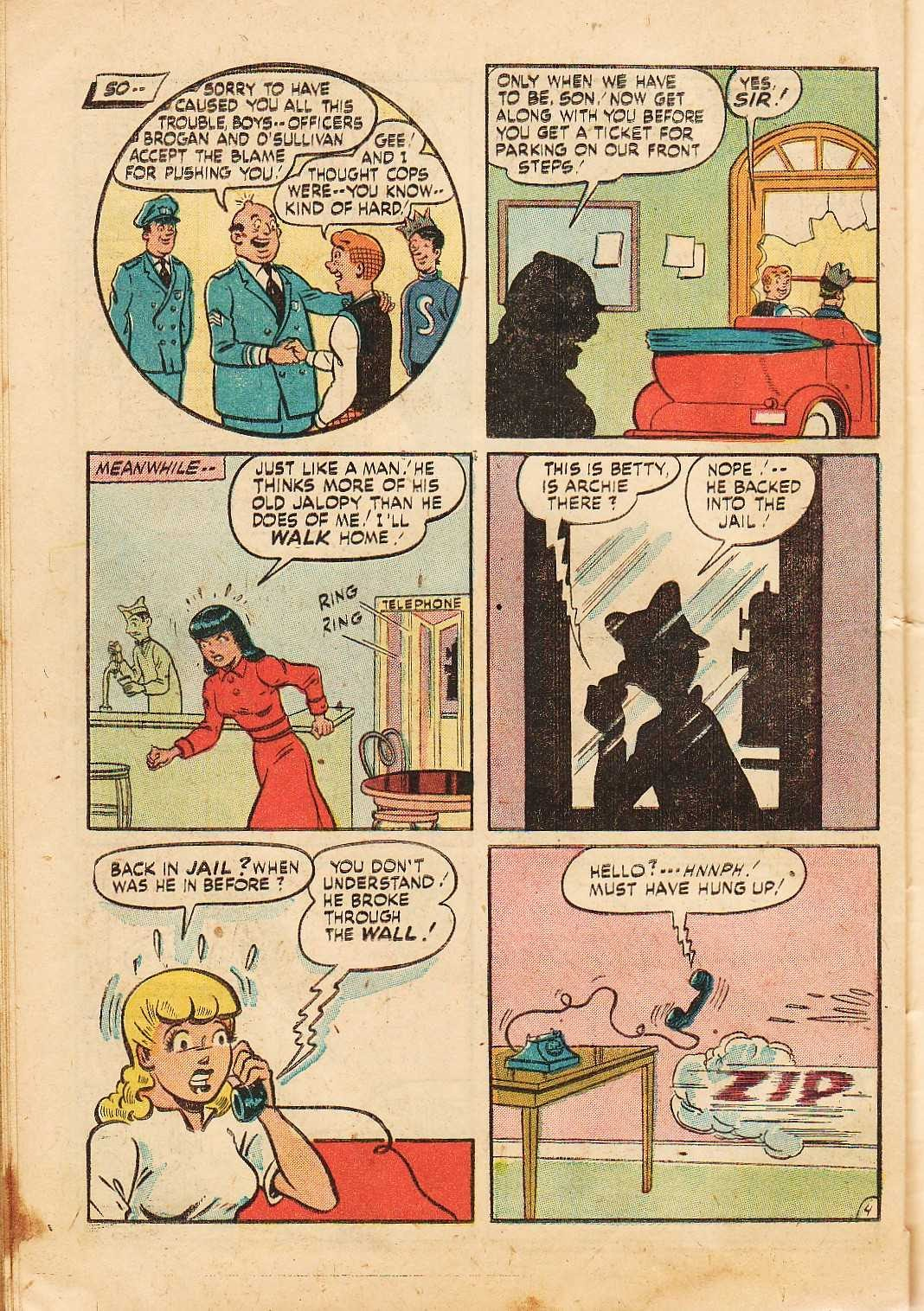 Archie Comics issue 040 - Page 33