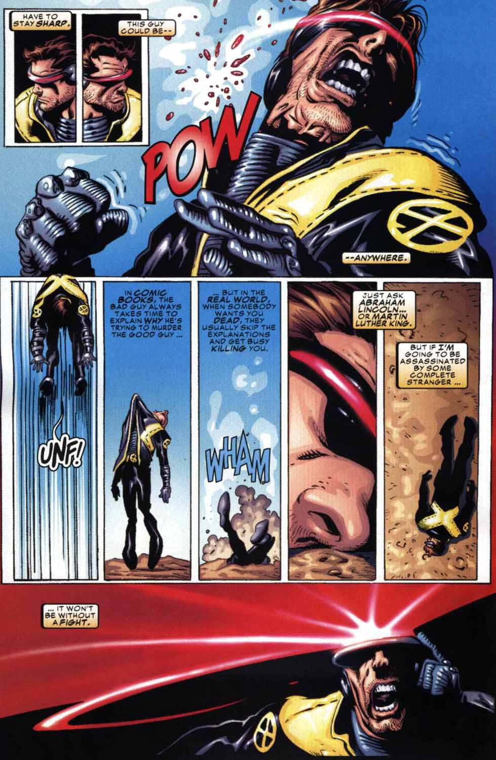 Read online Cyclops (2001) comic -  Issue #2 - 13