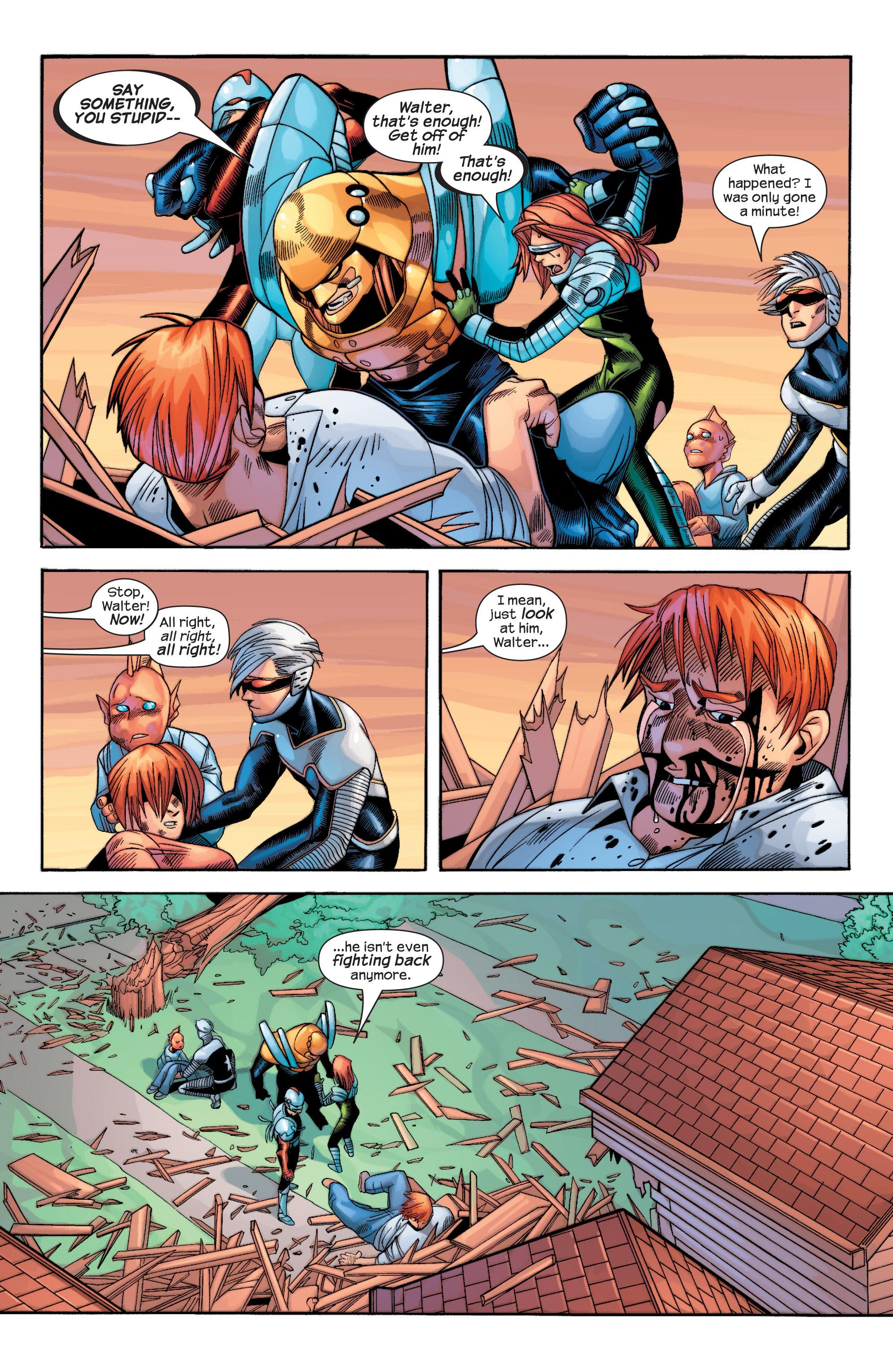 Read online Uncanny X-Men (1963) comic -  Issue #434 - 10