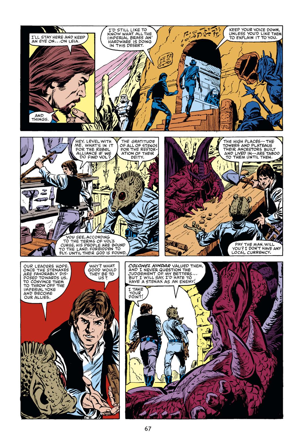 Read online Star Wars Omnibus comic -  Issue # Vol. 18 - 59
