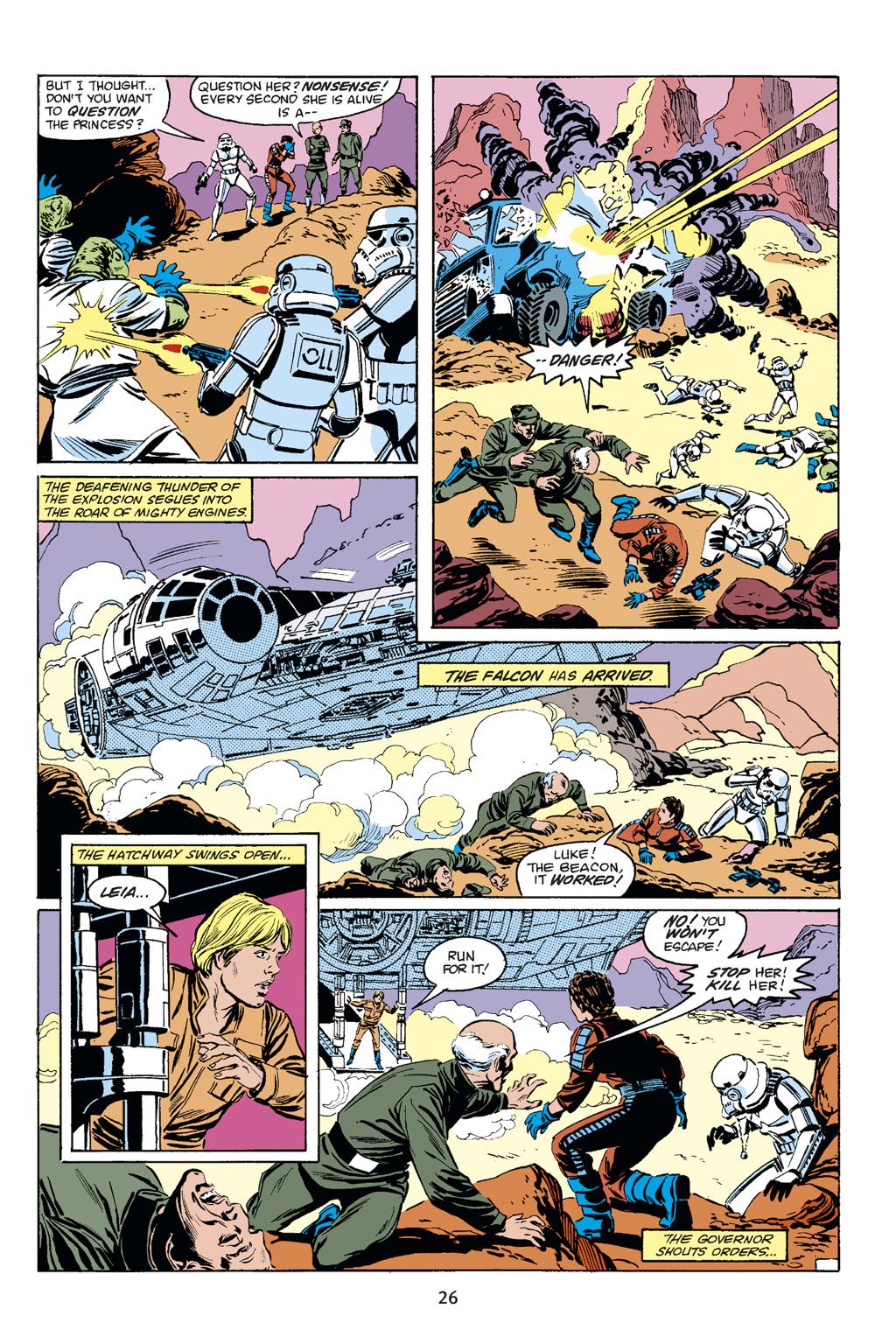 Read online Star Wars Omnibus comic -  Issue # Vol. 21 - 25