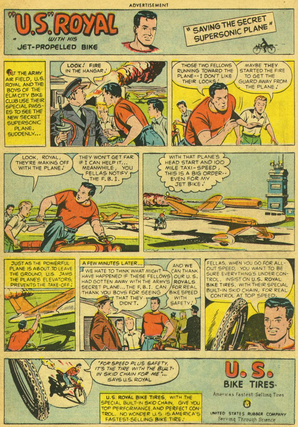 Read online Adventure Comics (1938) comic -  Issue #134 - 16