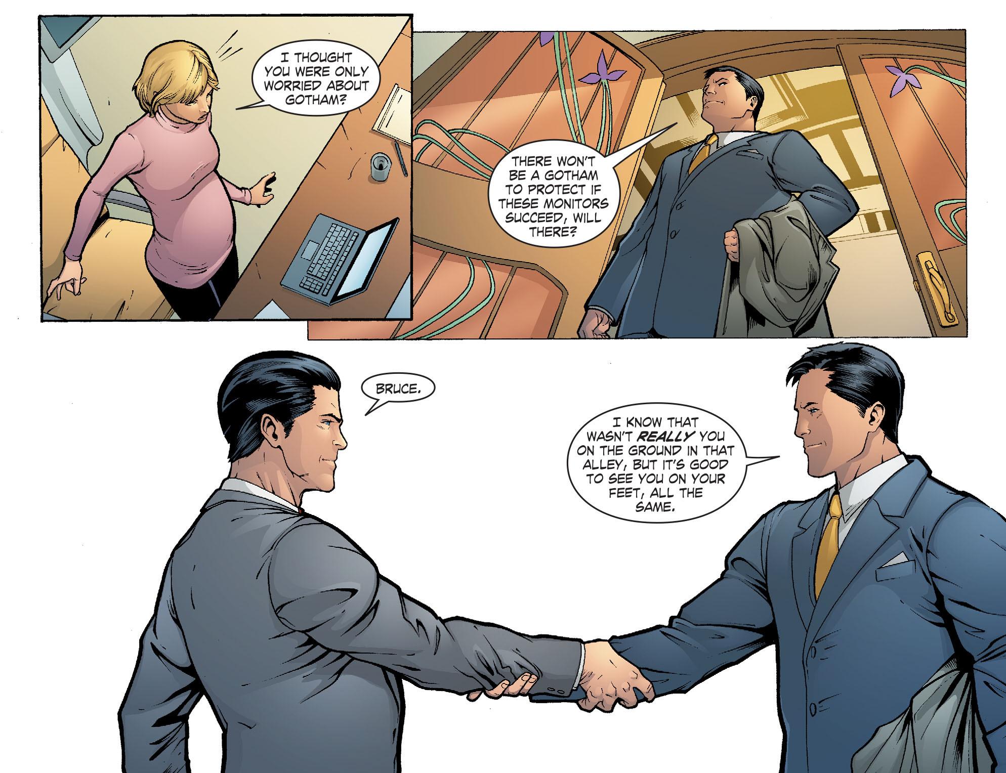 Read online Smallville: Alien comic -  Issue #12 - 14