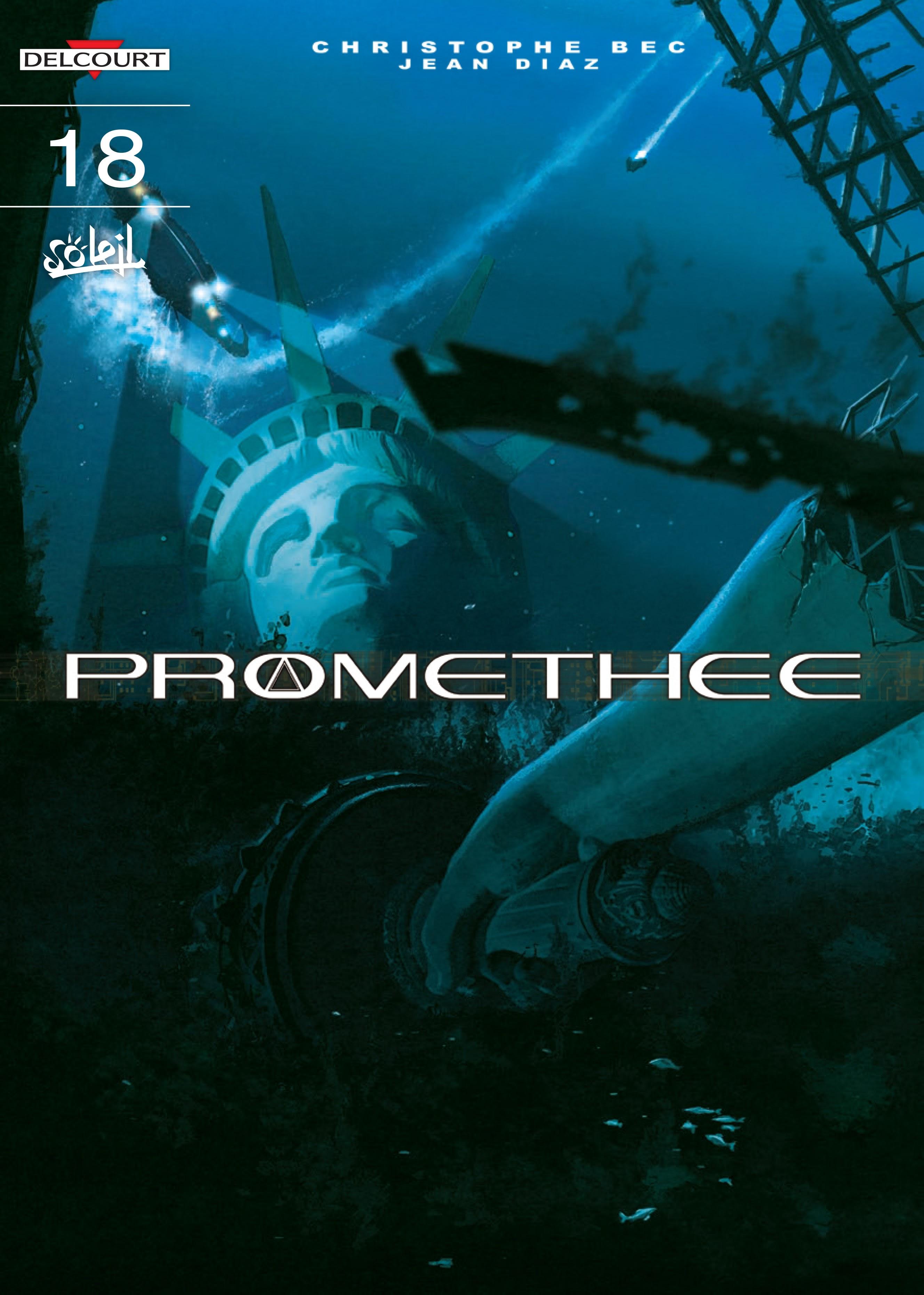 Promethee #18 #2 - English 1