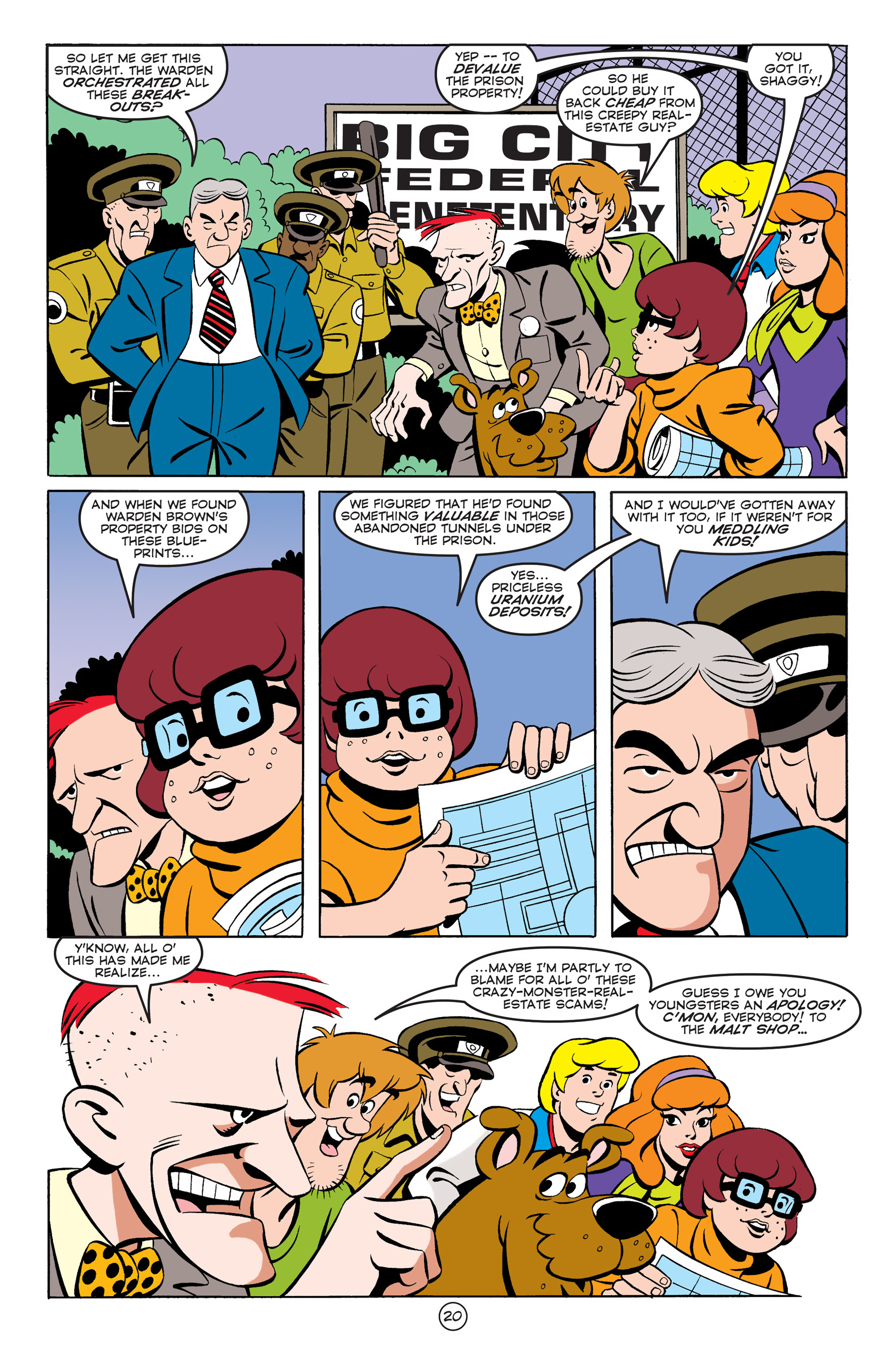 Read online Scooby-Doo (1997) comic -  Issue #50 - 21