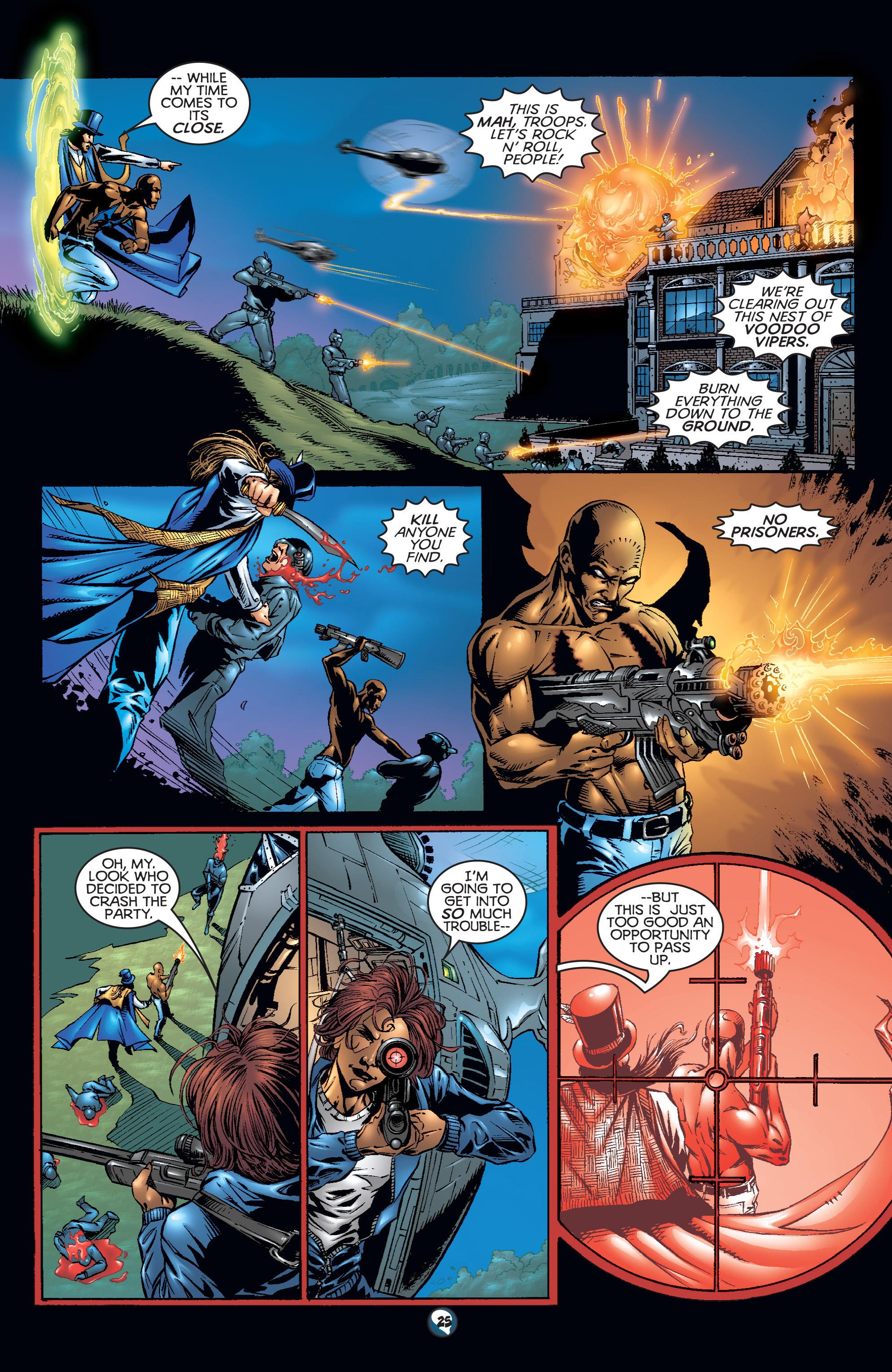 Read online Shadowman (1997) comic -  Issue #17 - 20