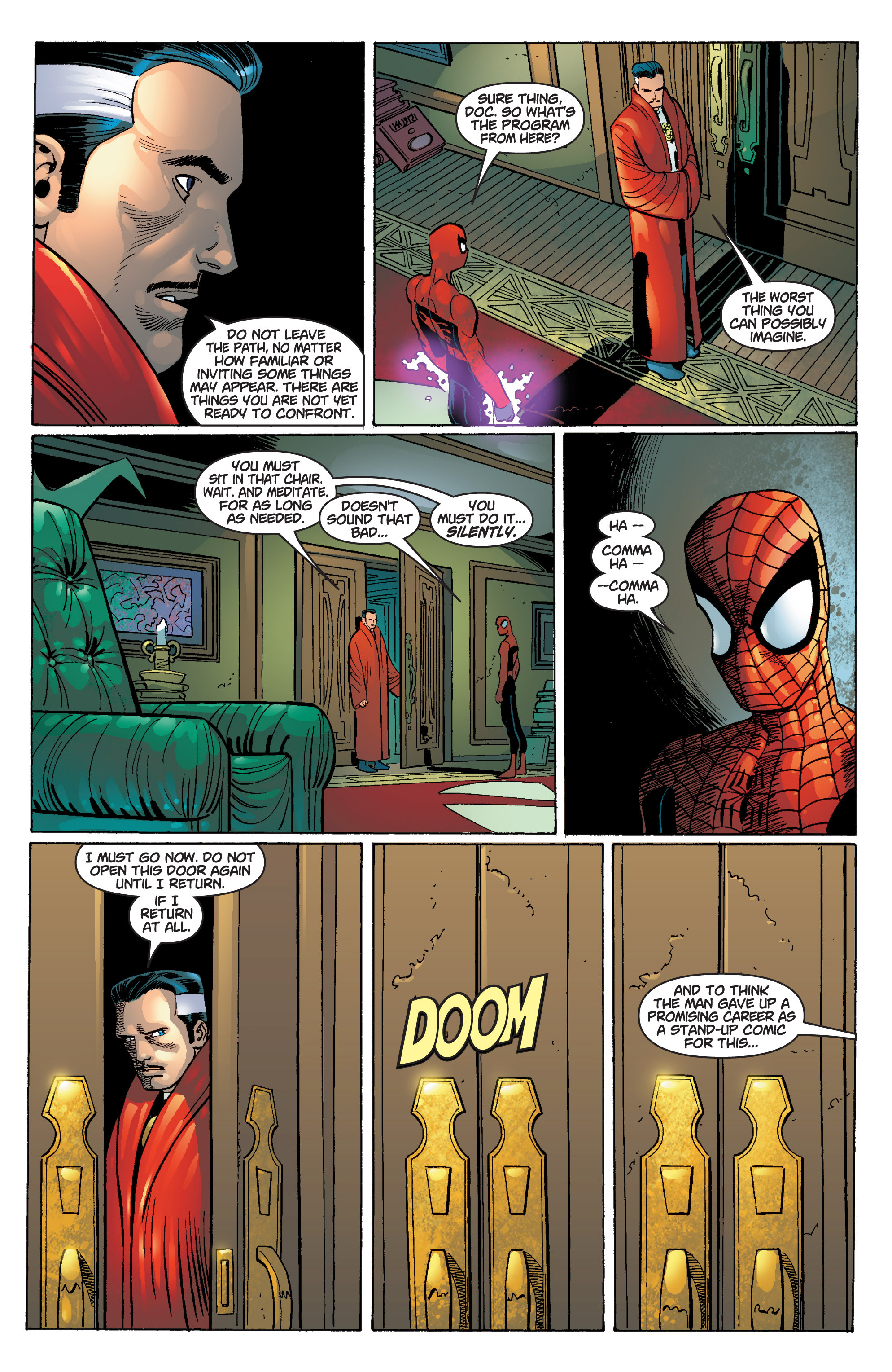 The Amazing Spider-Man (1999) 42 Page 6
