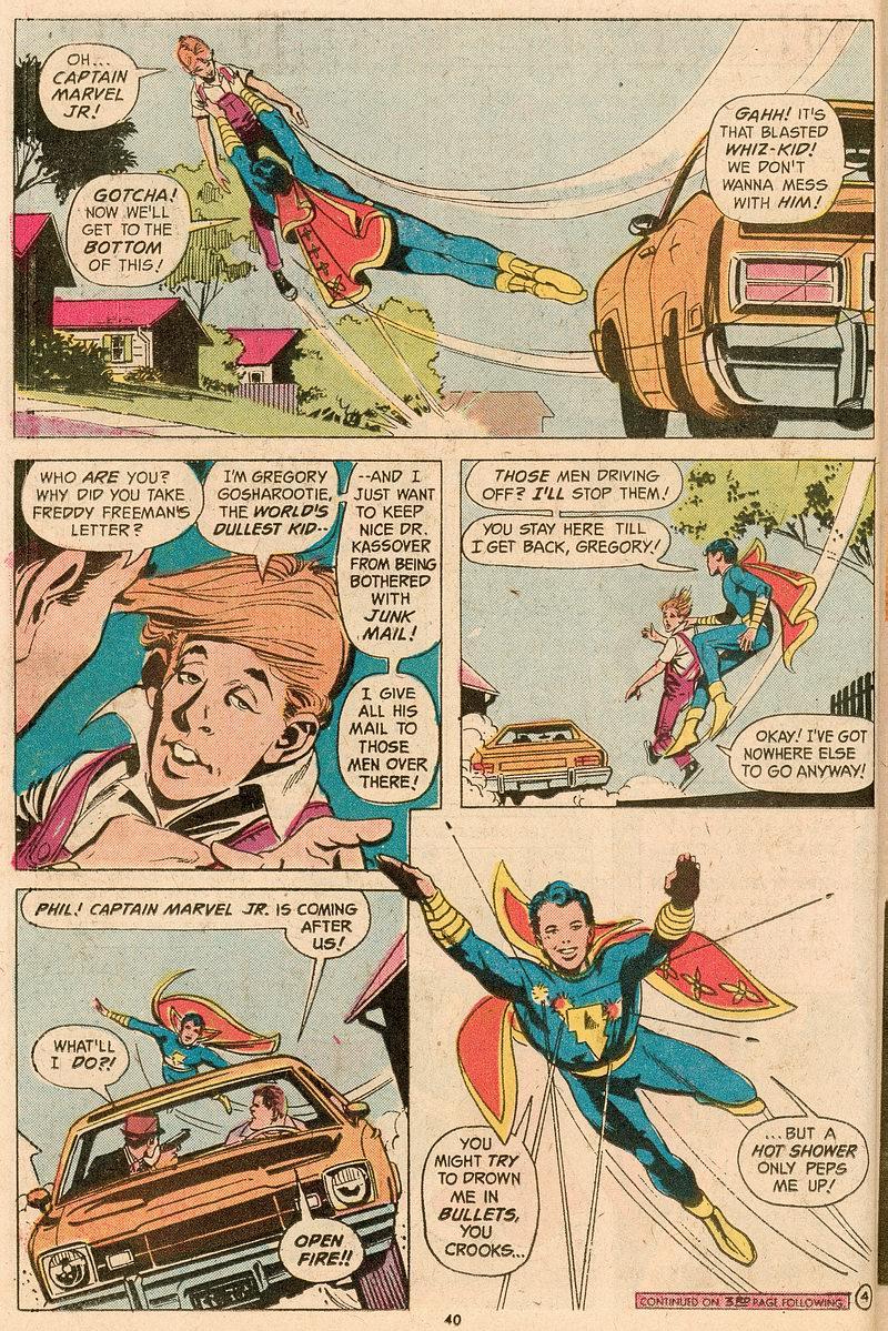 Read online Shazam! (1973) comic -  Issue #12 - 35