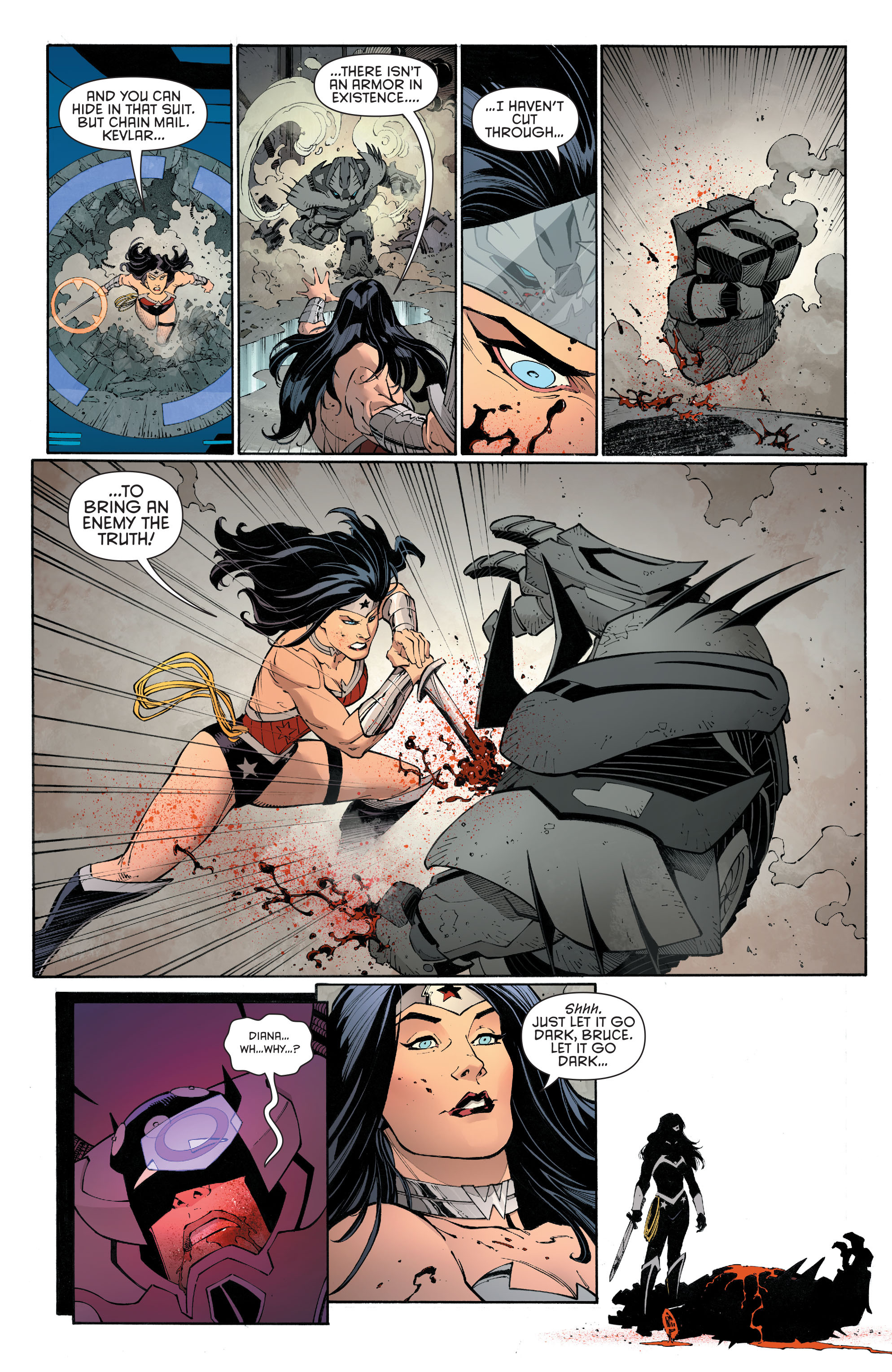 Read online Batman (2011) comic -  Issue # _TPB 7 - 18