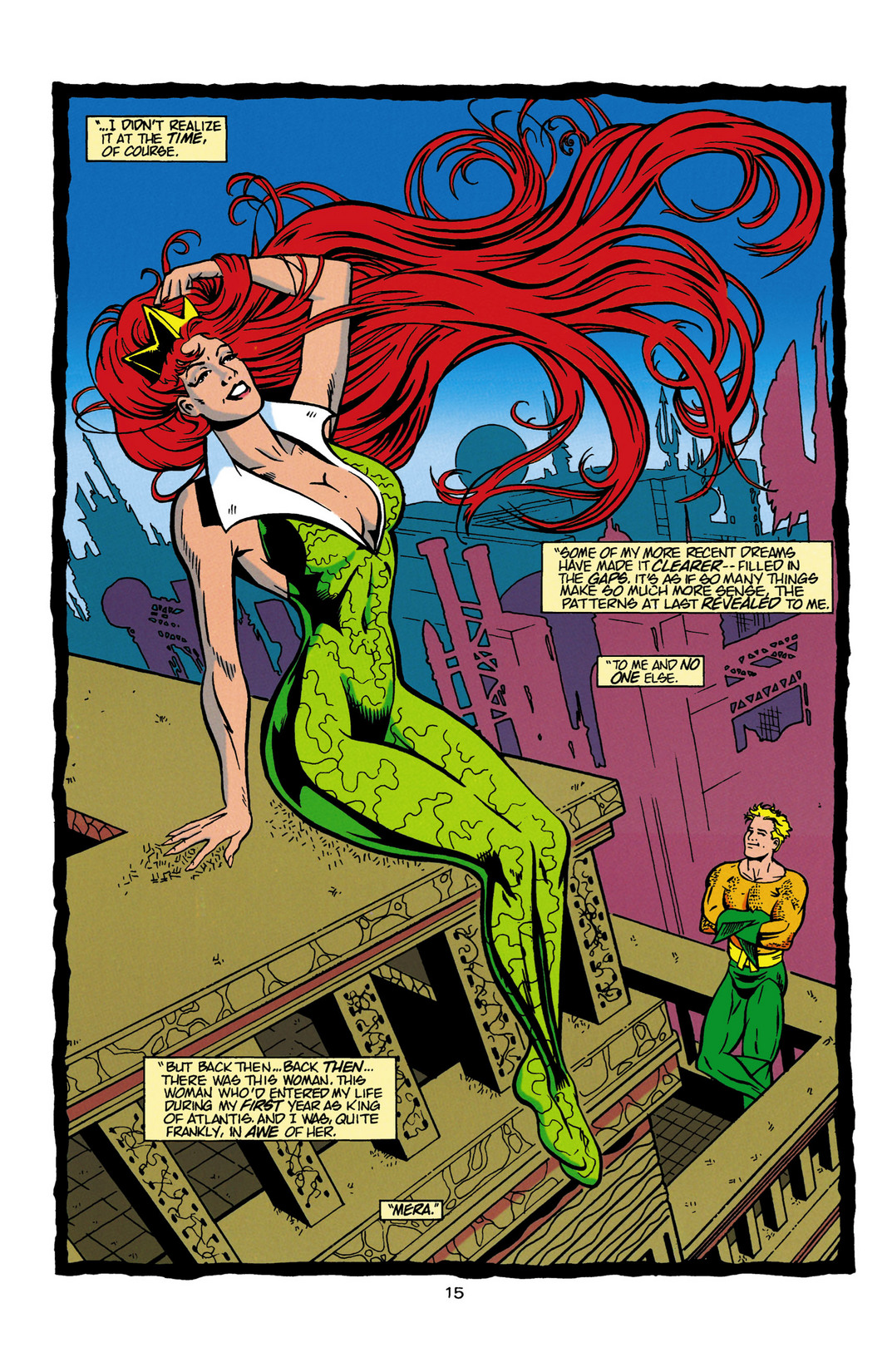 Read online Aquaman (1994) comic -  Issue #Aquaman (1994) _Annual 1 - 16