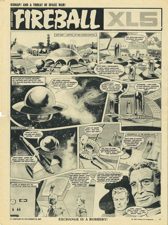 Read online TV Century 21 (TV 21) comic -  Issue #149 - 16