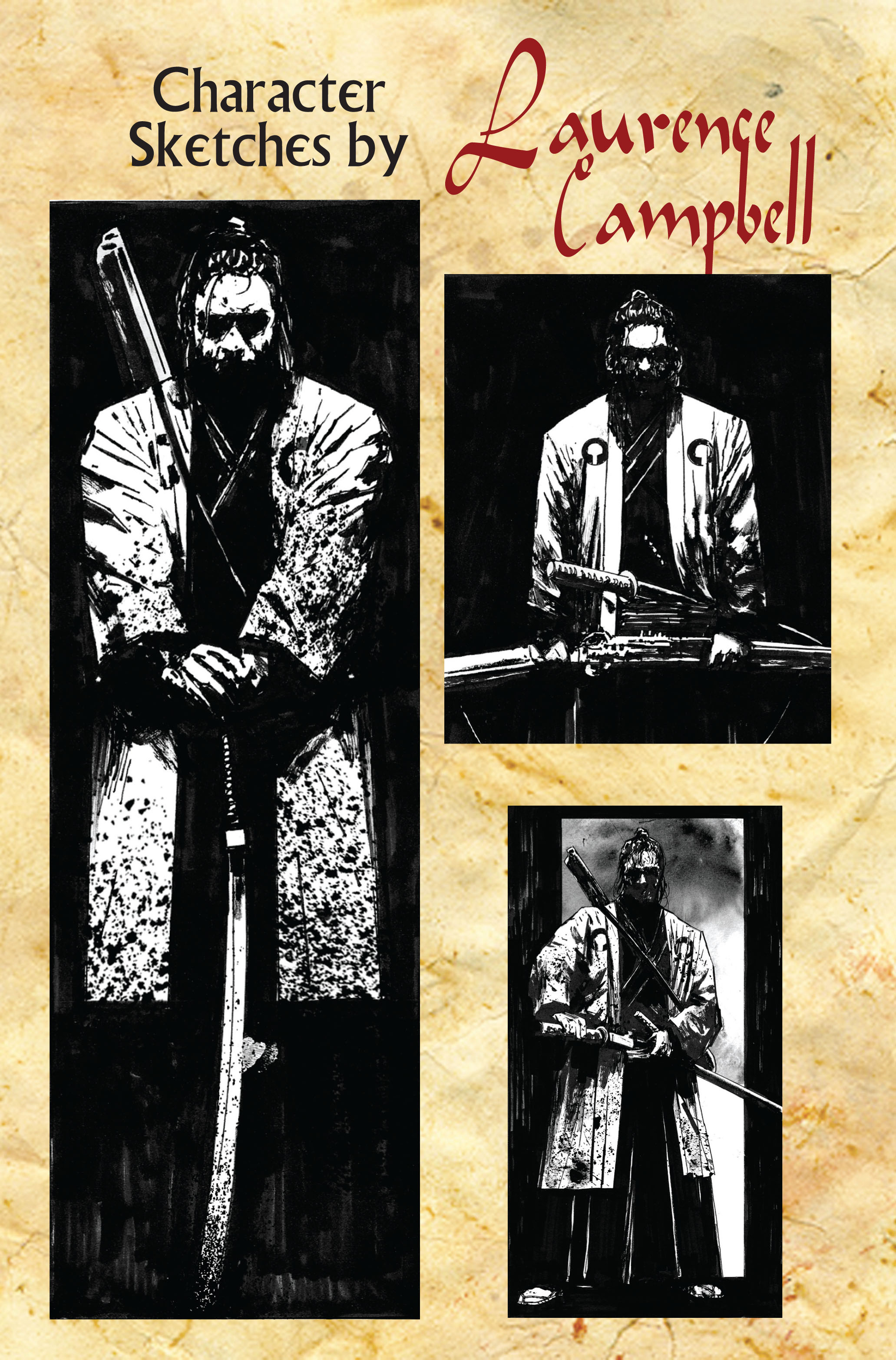 Read online 5 Ronin (2011) comic -  Issue #3 - 25