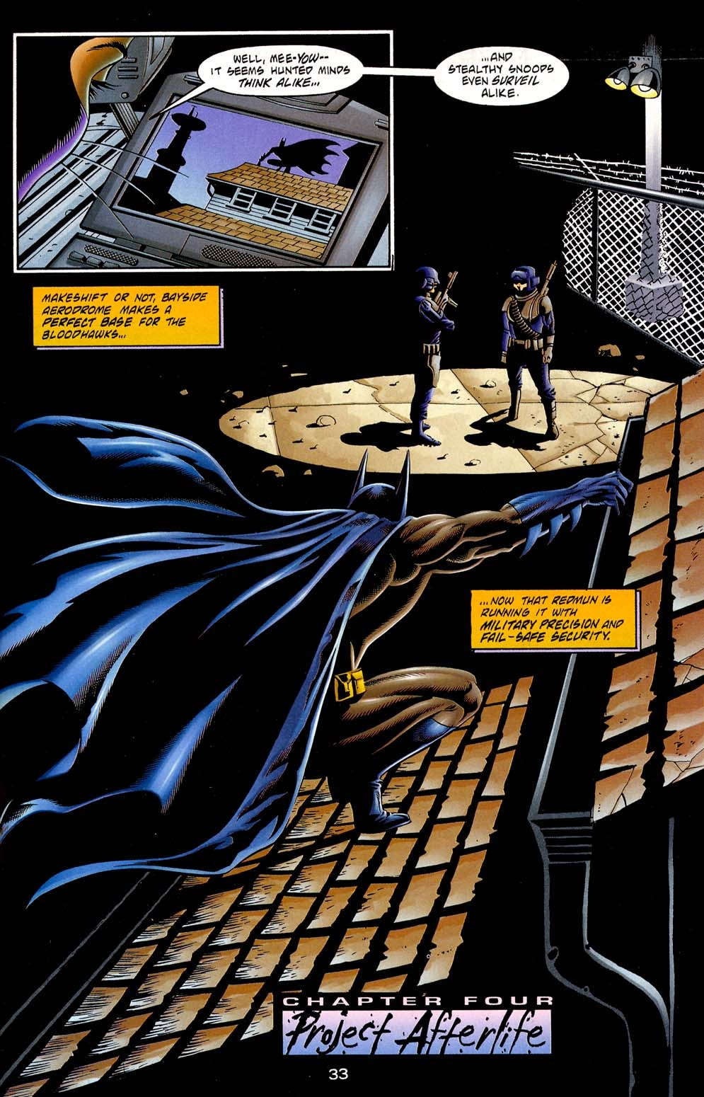 Batman: Outlaws issue 2 - Page 36