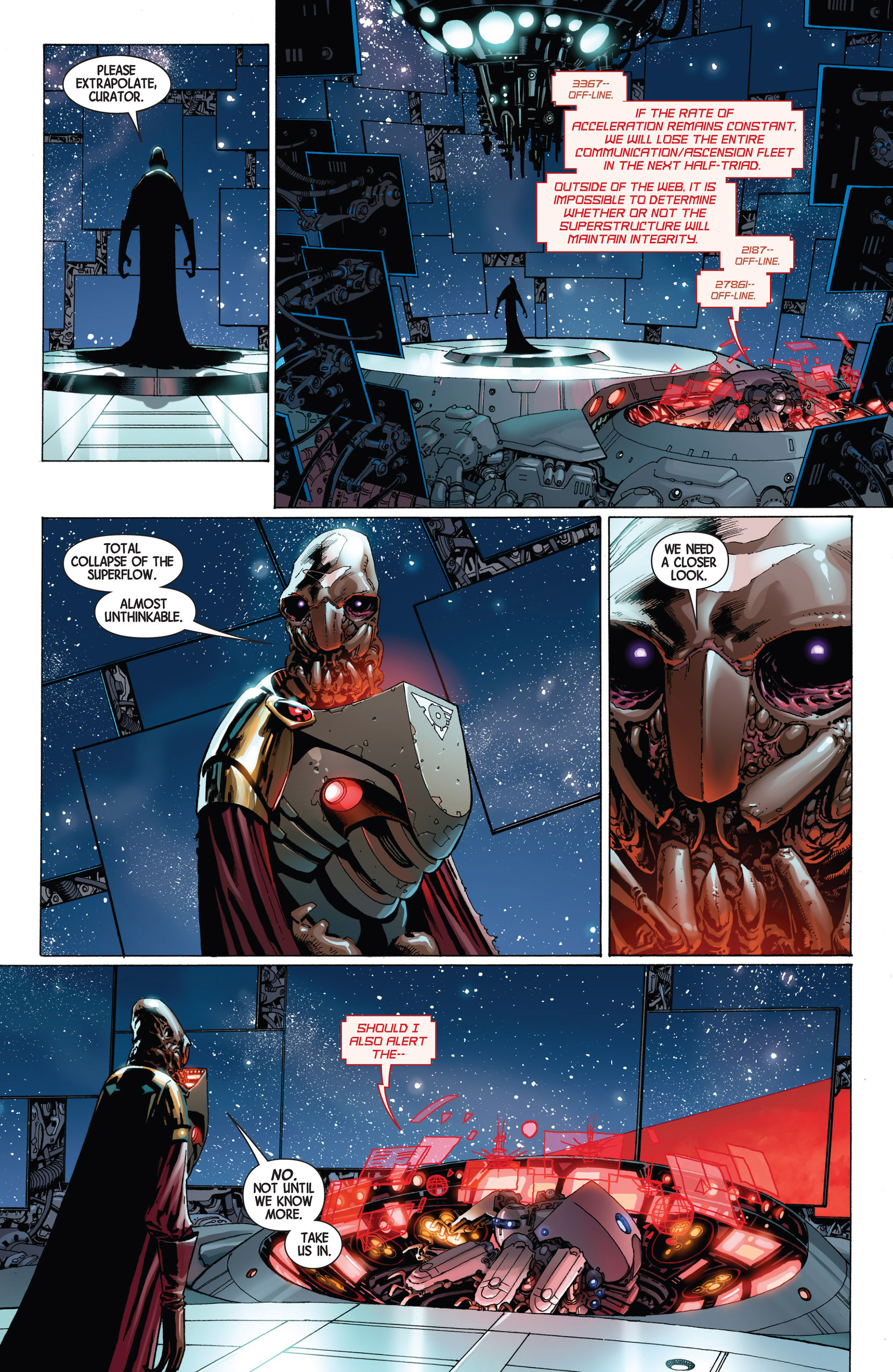 Read online Avengers (2013) comic -  Issue #7 - 5