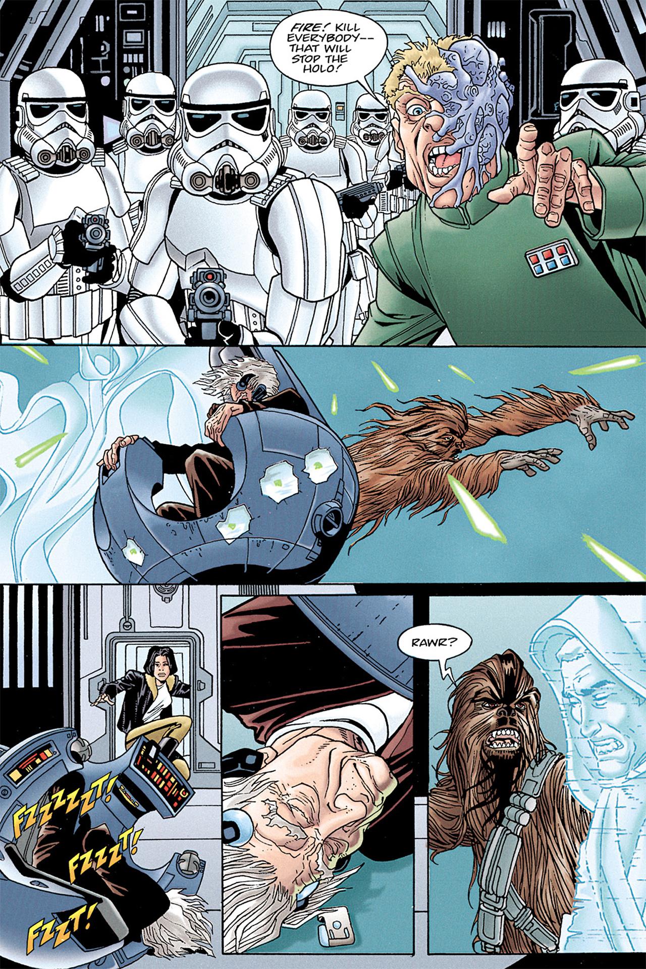 Read online Star Wars Omnibus comic -  Issue # Vol. 1 - 254