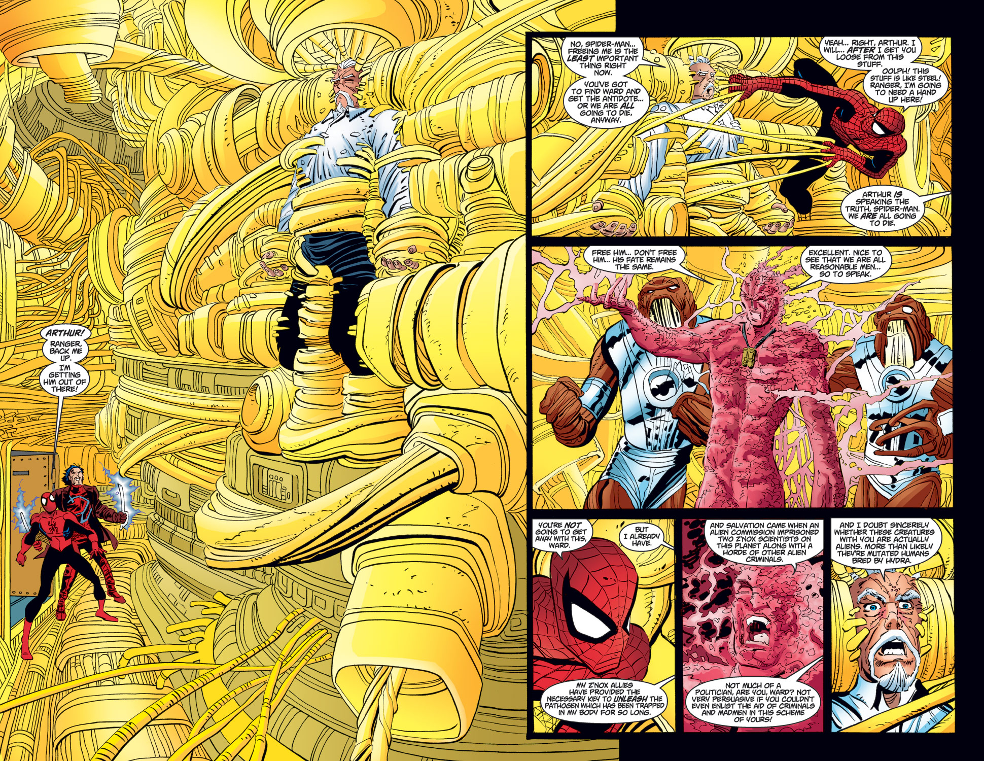 The Amazing Spider-Man (1999) 24 Page 13