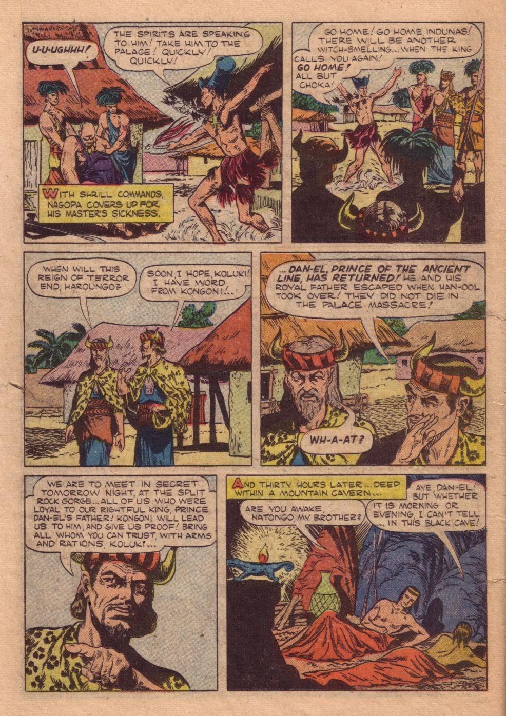 Tarzan (1948) issue 40 - Page 46