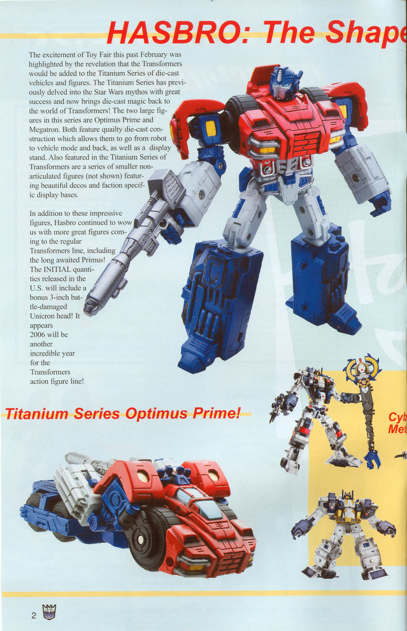 Read online Transformers: Collectors' Club comic -  Issue #8 - 2