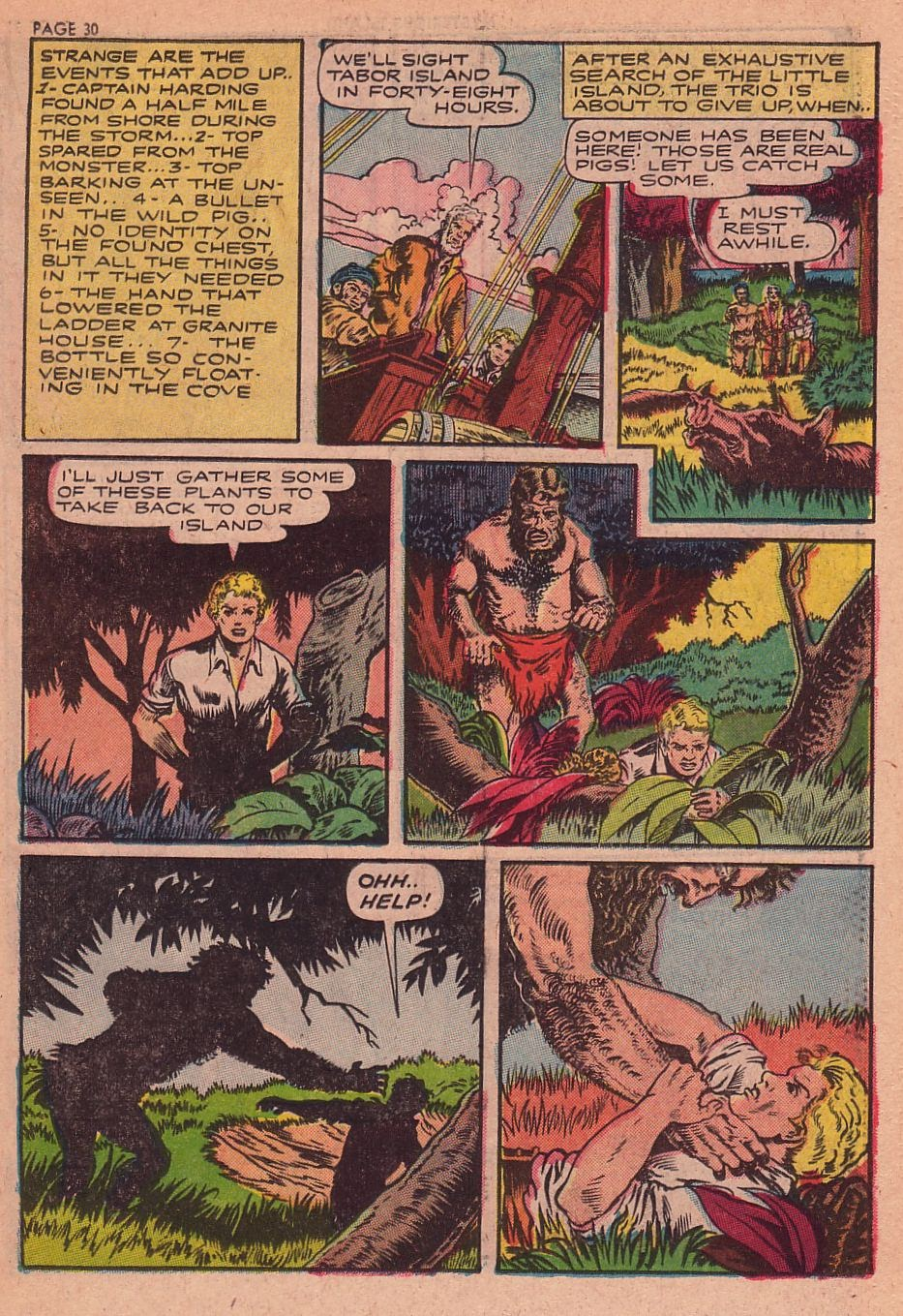 Classics Illustrated issue 34 - Page 29