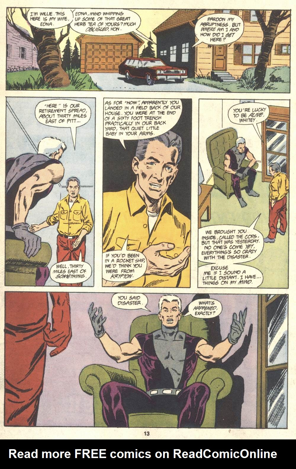 Read online Justice (1986) comic -  Issue #18 - 14