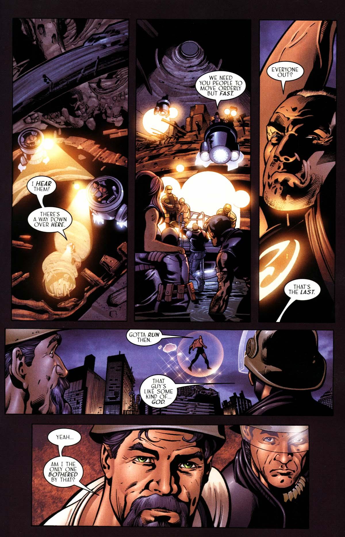 Read online Sigil (2000) comic -  Issue #24 - 19
