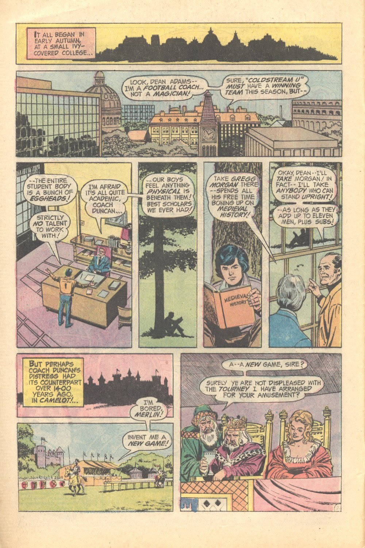 Read online Strange Sports Stories (1973) comic -  Issue #3 - 3