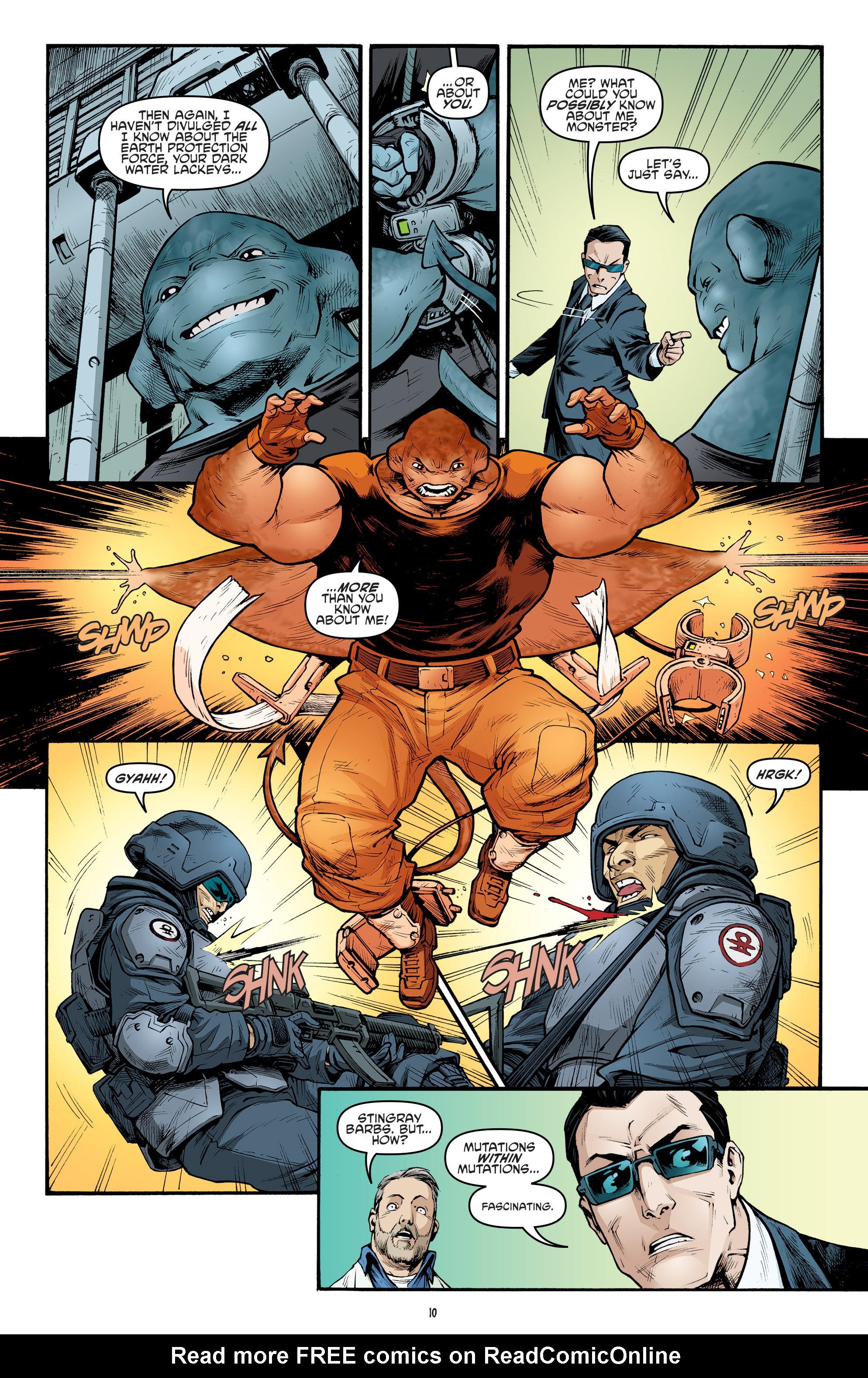 Read online Teenage Mutant Ninja Turtles (2011) comic -  Issue #68 - 12