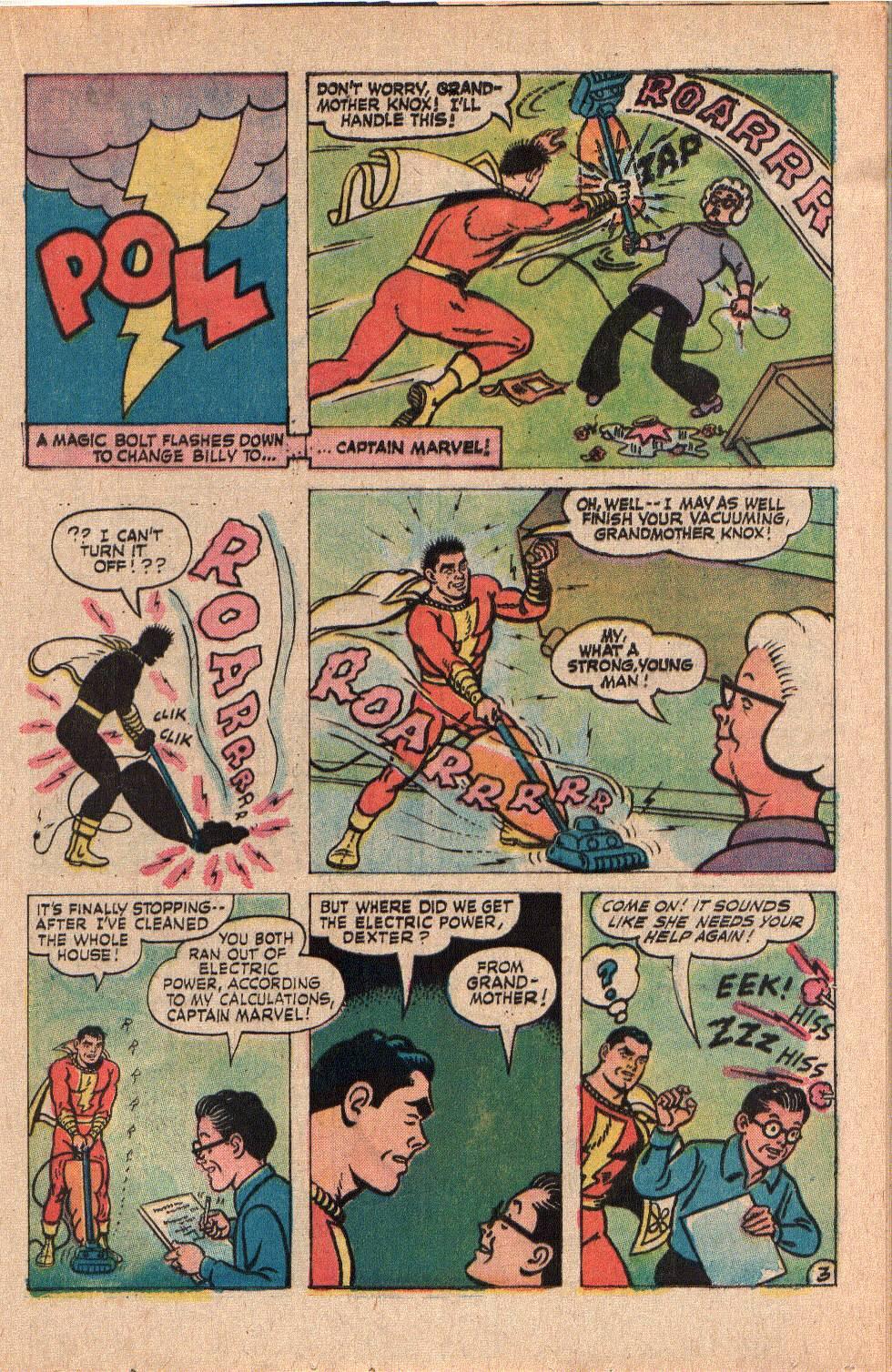 Read online Shazam! (1973) comic -  Issue #6 - 17