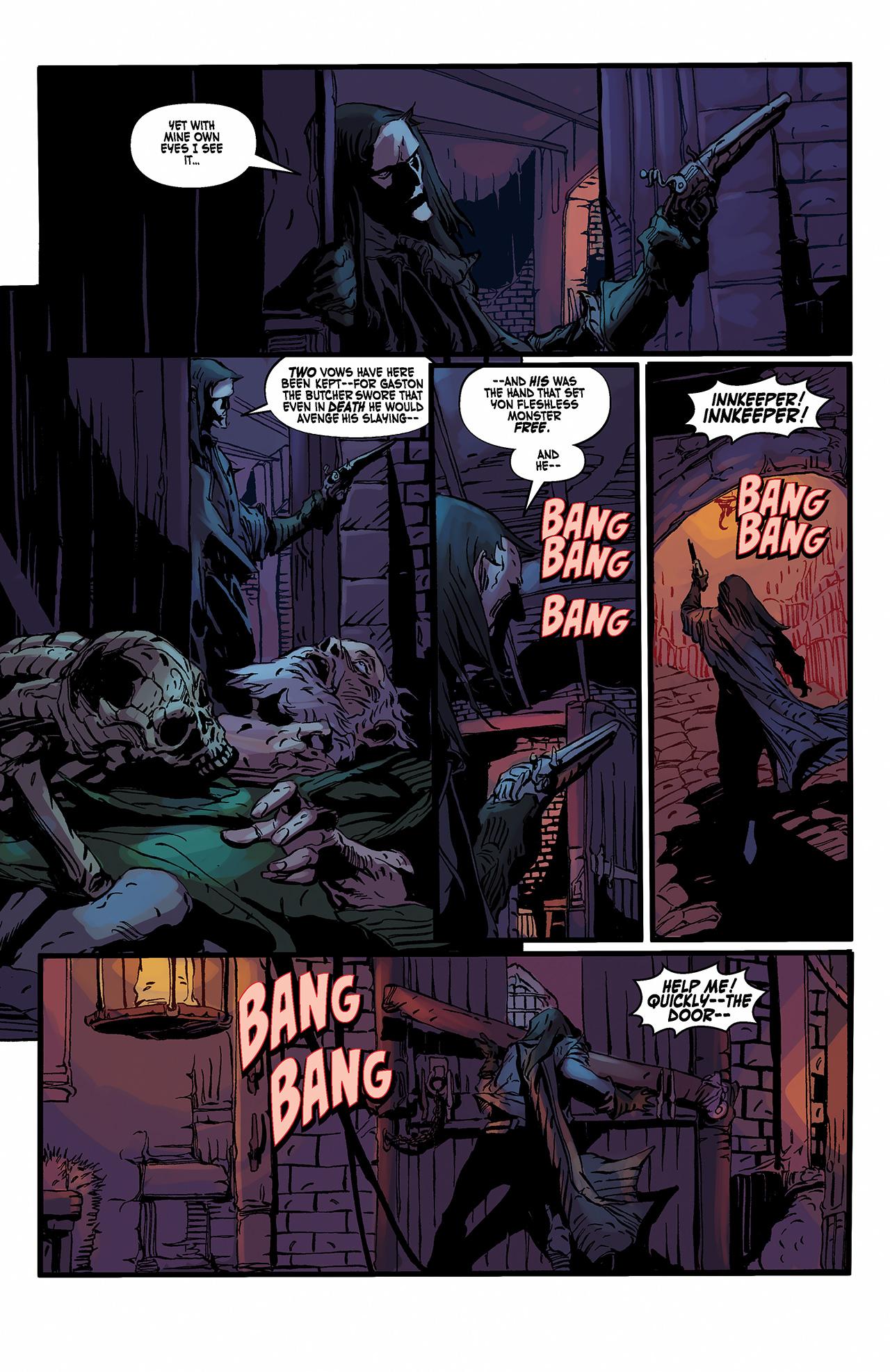 Read online Solomon Kane: Death's Black Riders comic -  Issue #2 - 23