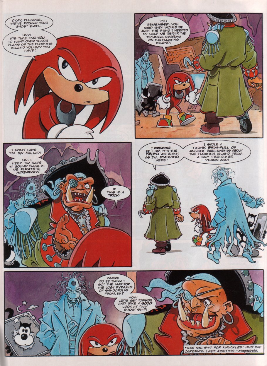Read online Sonic the Comic comic -  Issue #75 - 13
