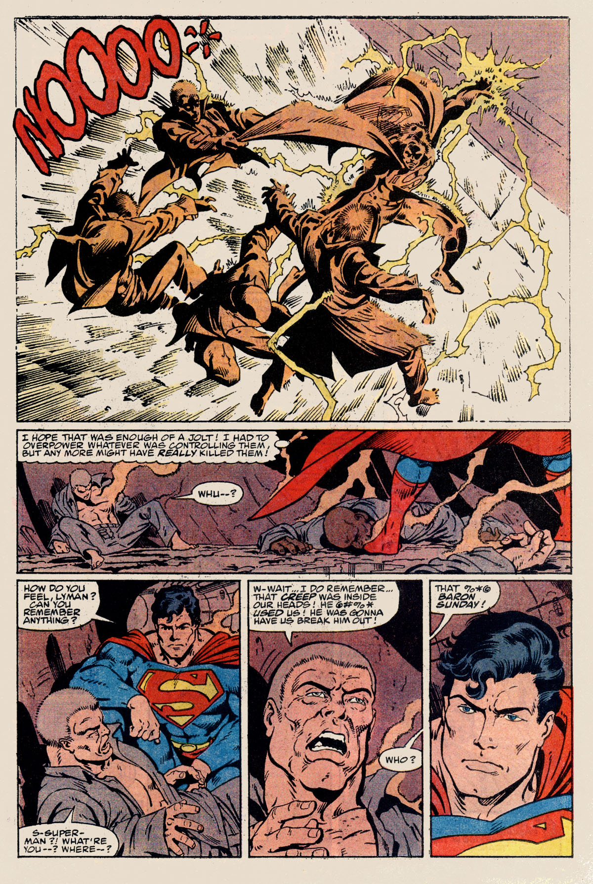 Read online Action Comics (1938) comic -  Issue #665 - 30