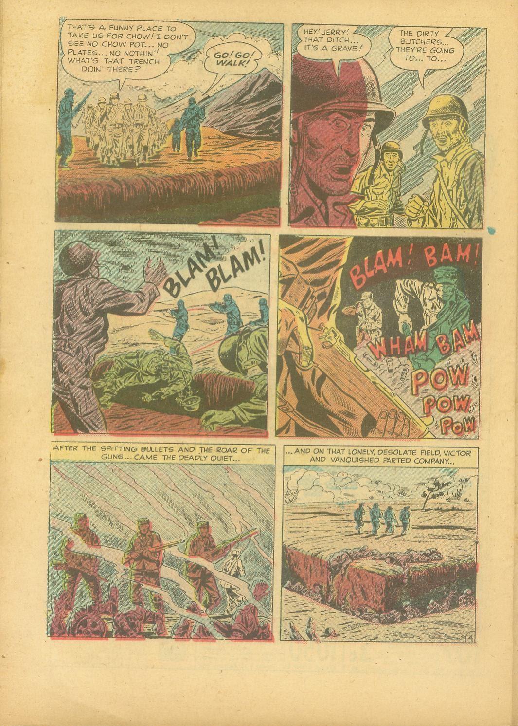 War Adventures issue 1 - Page 30