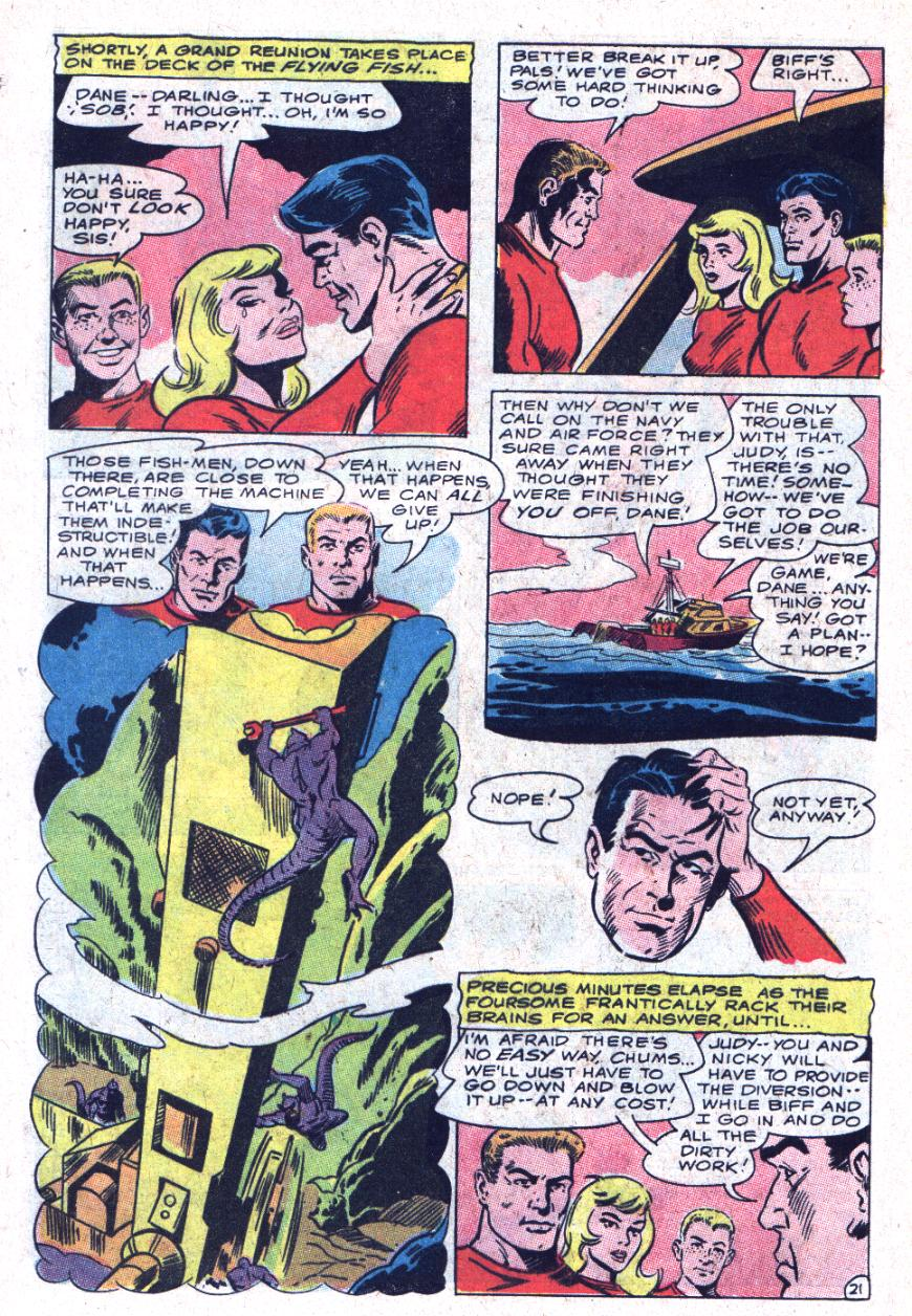 Read online Sea Devils comic -  Issue #35 - 29