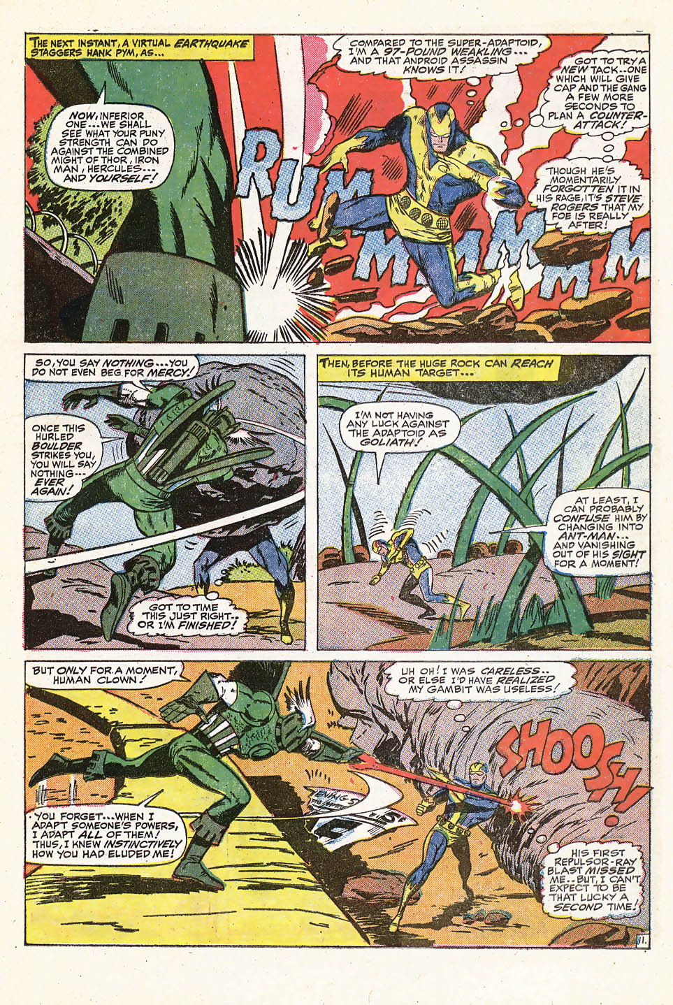 The Avengers (1963) 45 Page 11