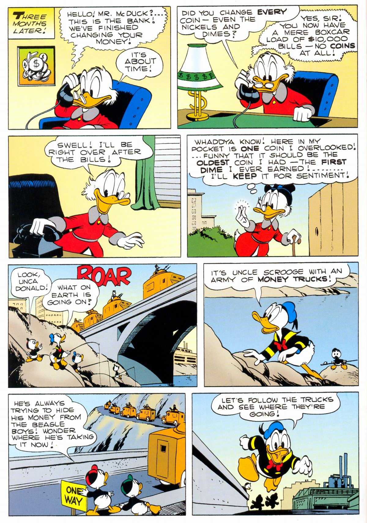 Read online Uncle Scrooge (1953) comic -  Issue #324 - 26