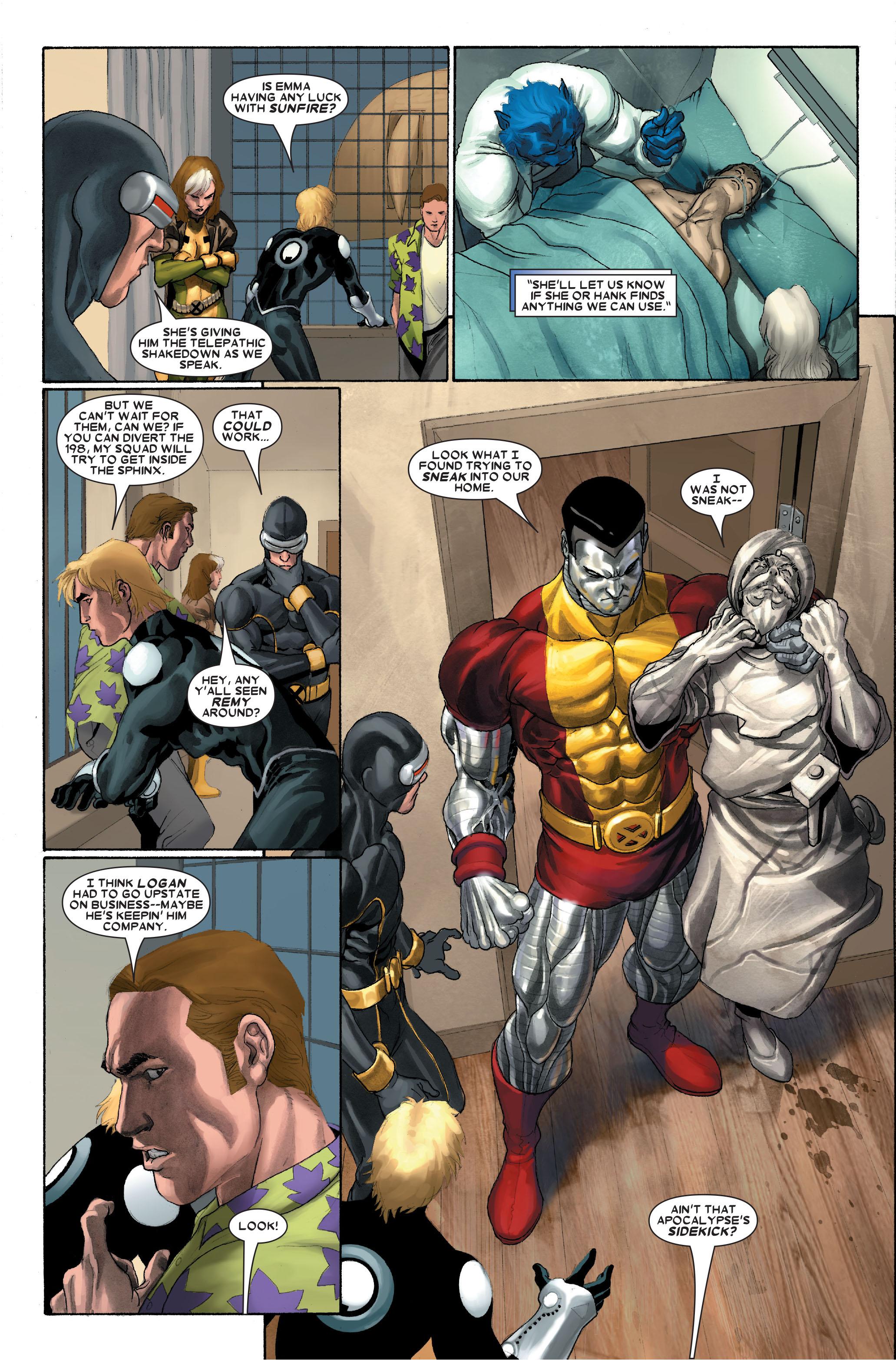 X-Men (1991) 184 Page 13
