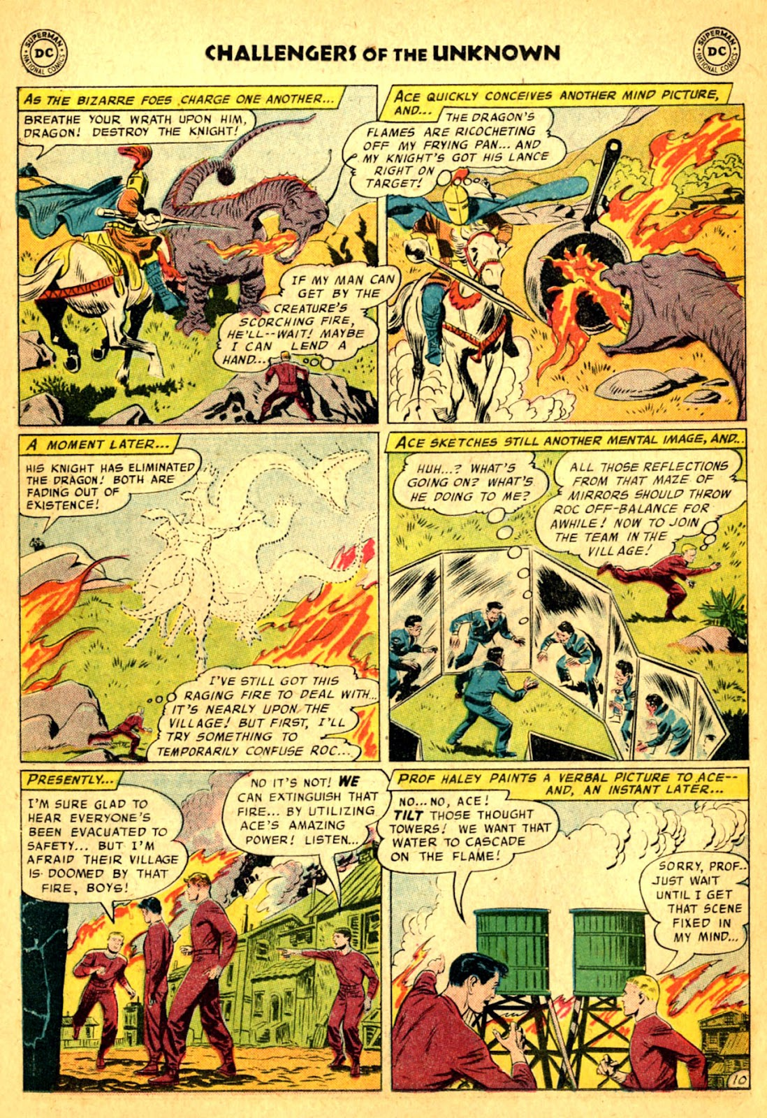 Challengers of the Unknown (1958) issue 2 - Page 26
