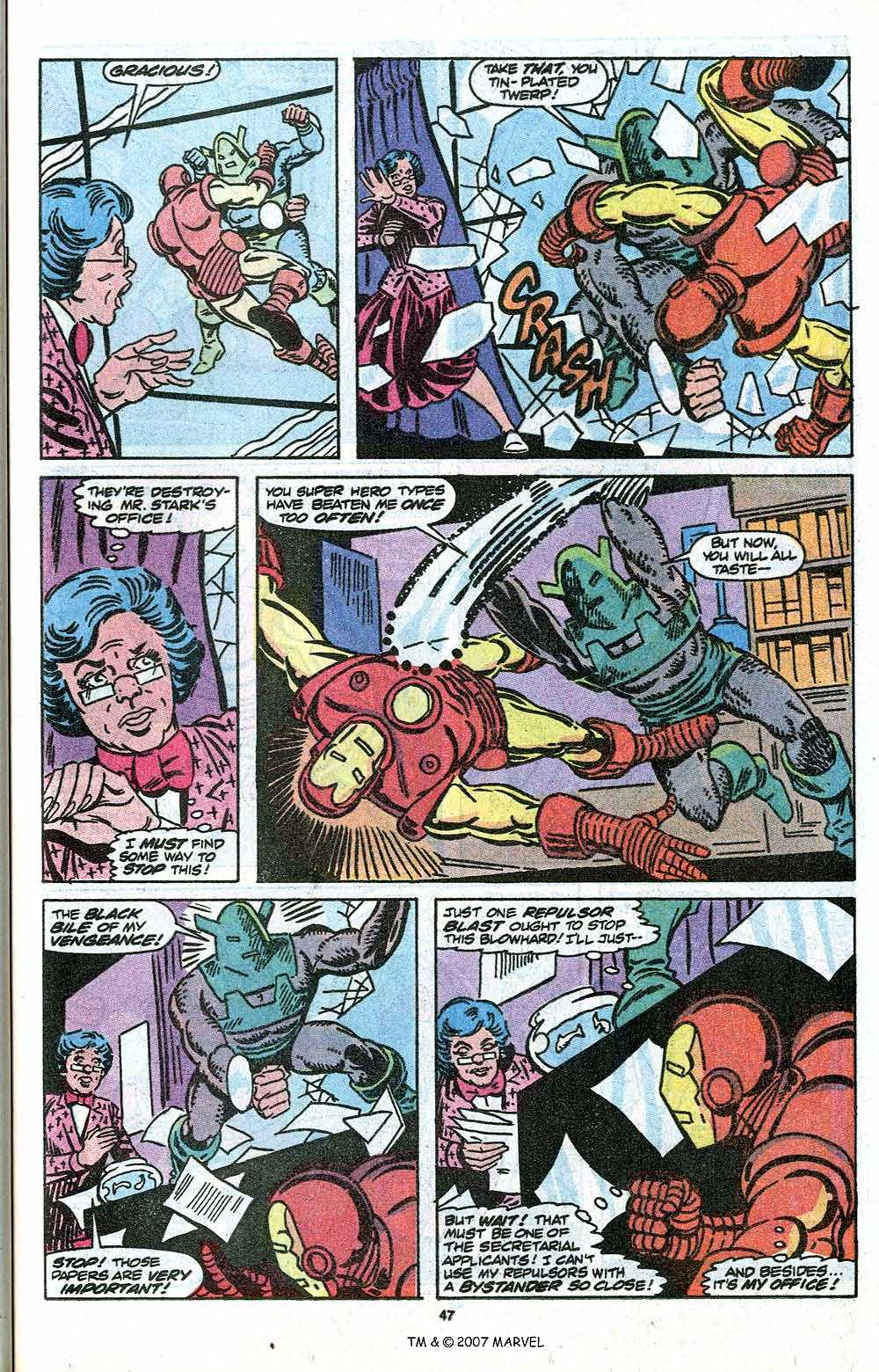 Iron Man Annual issue 11 - Page 49