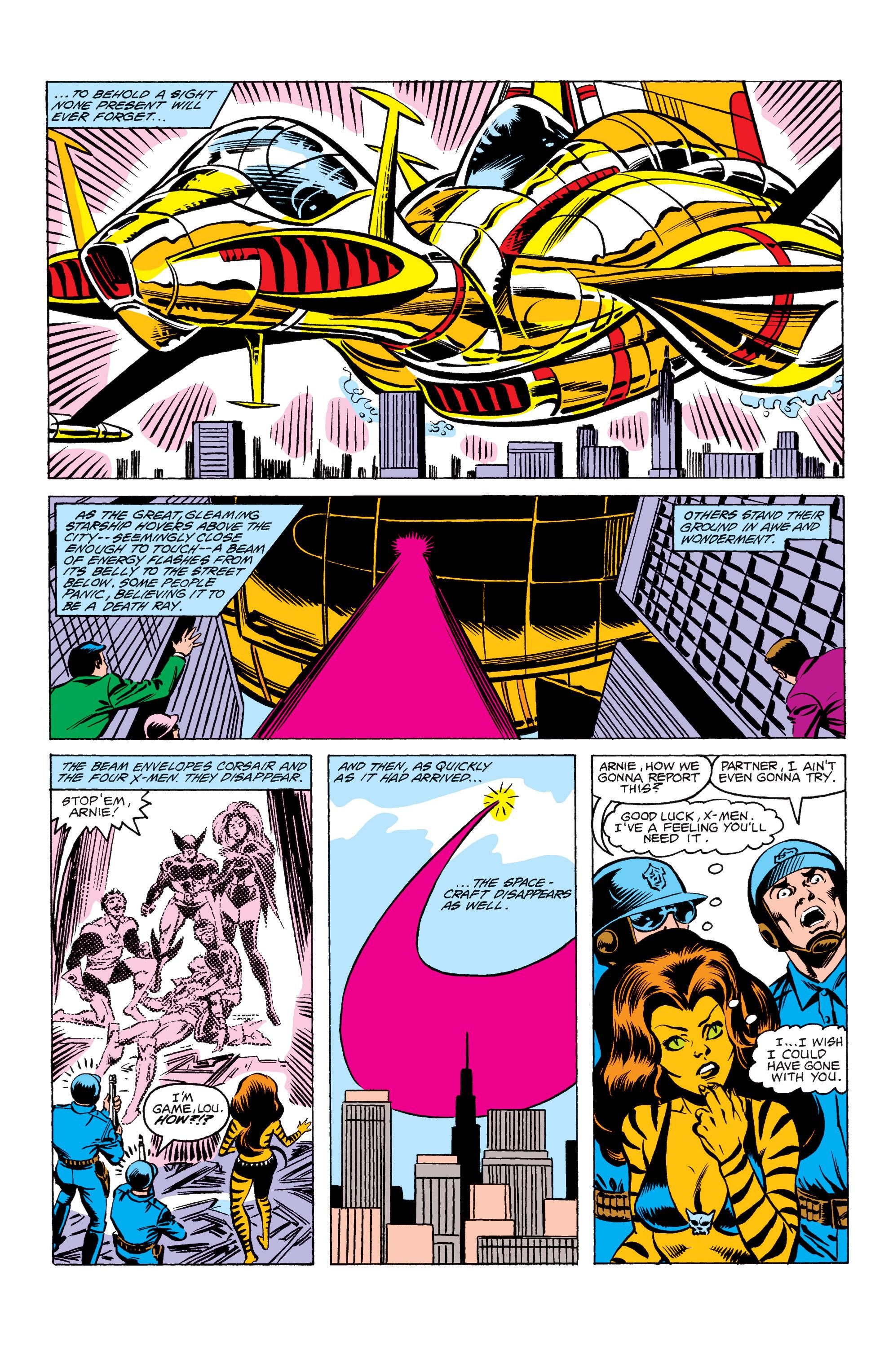 Read online Uncanny X-Men (1963) comic -  Issue #156 - 5
