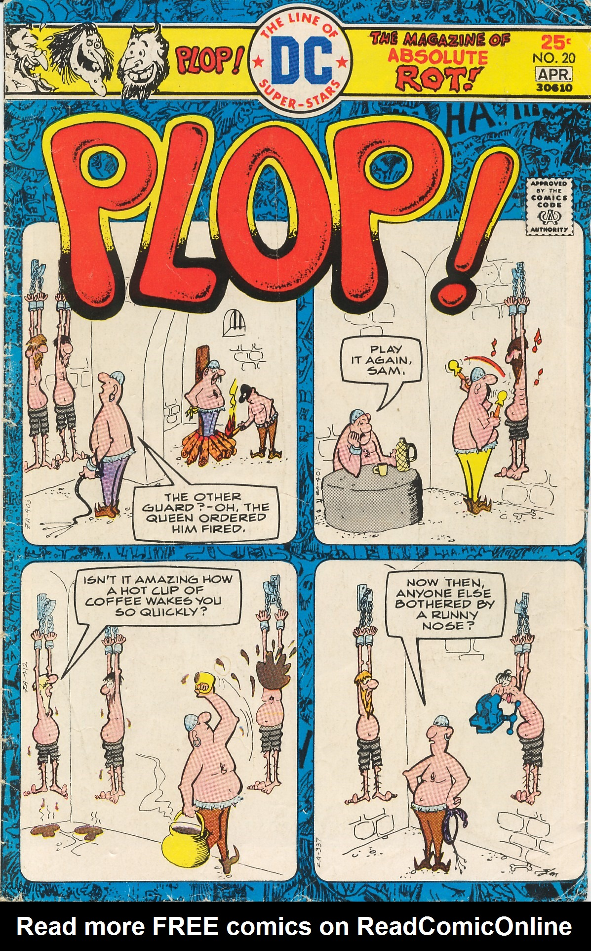 Plop! 20 Page 1