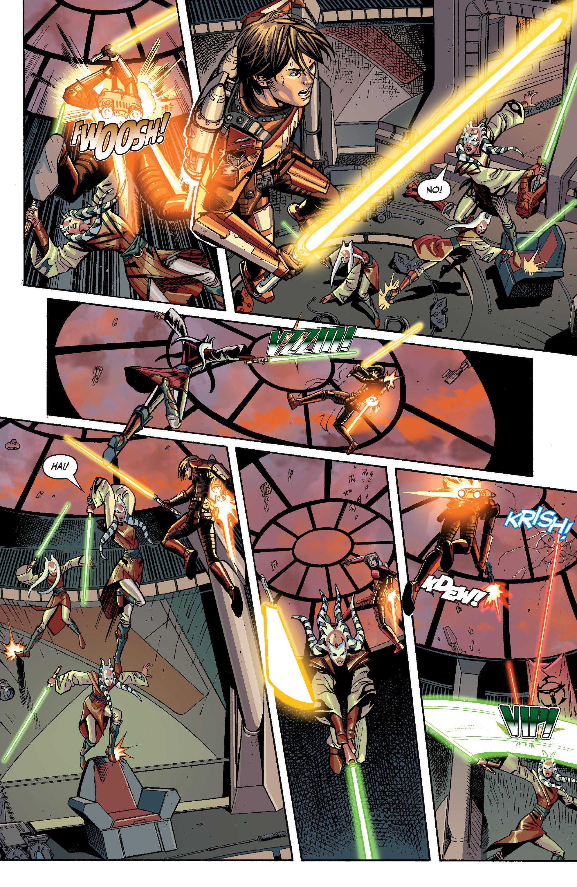 Read online Star Wars Omnibus comic -  Issue # Vol. 32 - 134