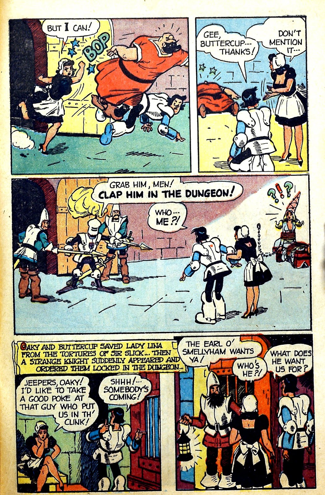 Read online Famous Funnies comic -  Issue #166 - 45