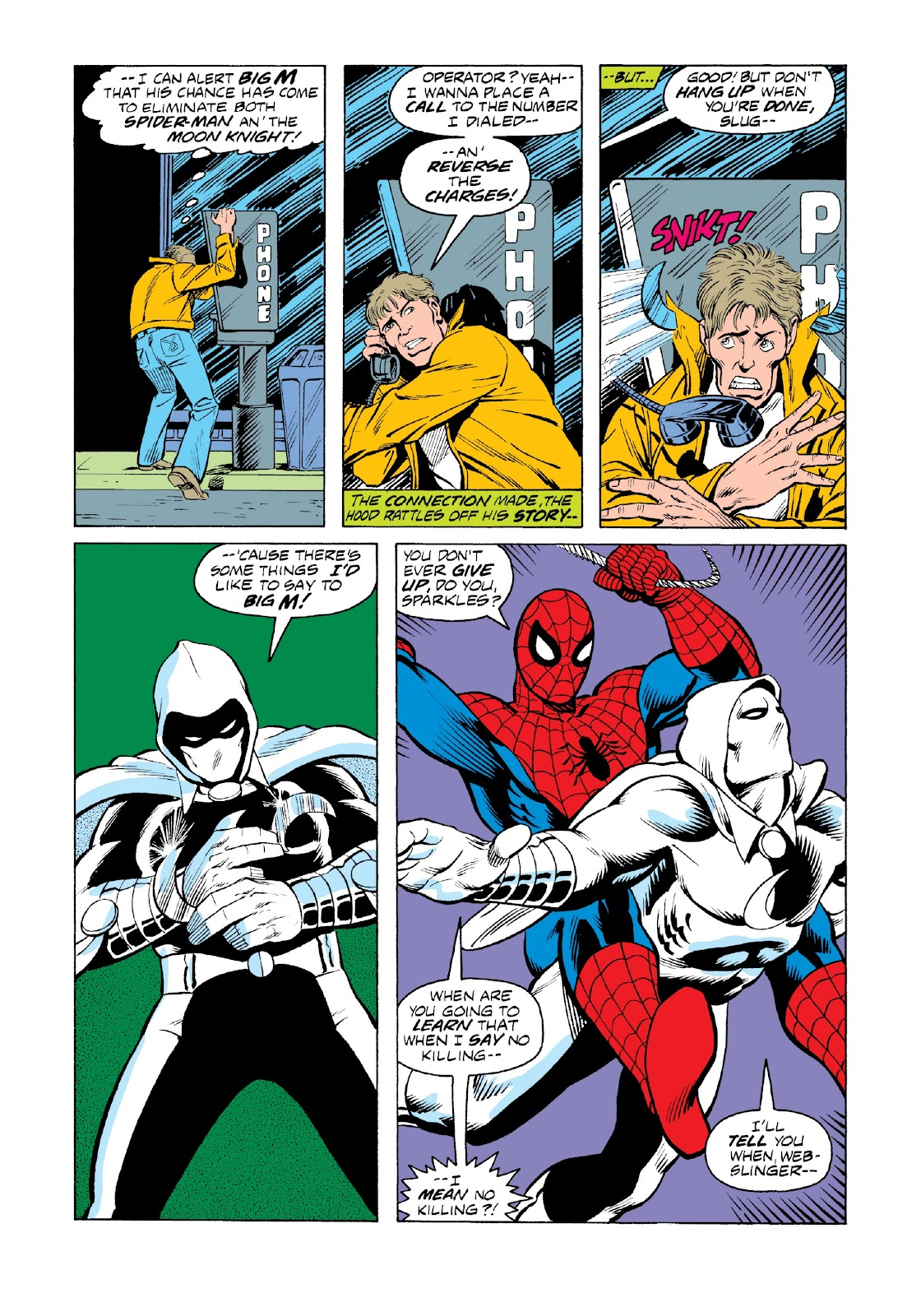 Read online Marvel Masterworks: The Spectacular Spider-Man comic -  Issue # TPB 2 (Part 2) - 32